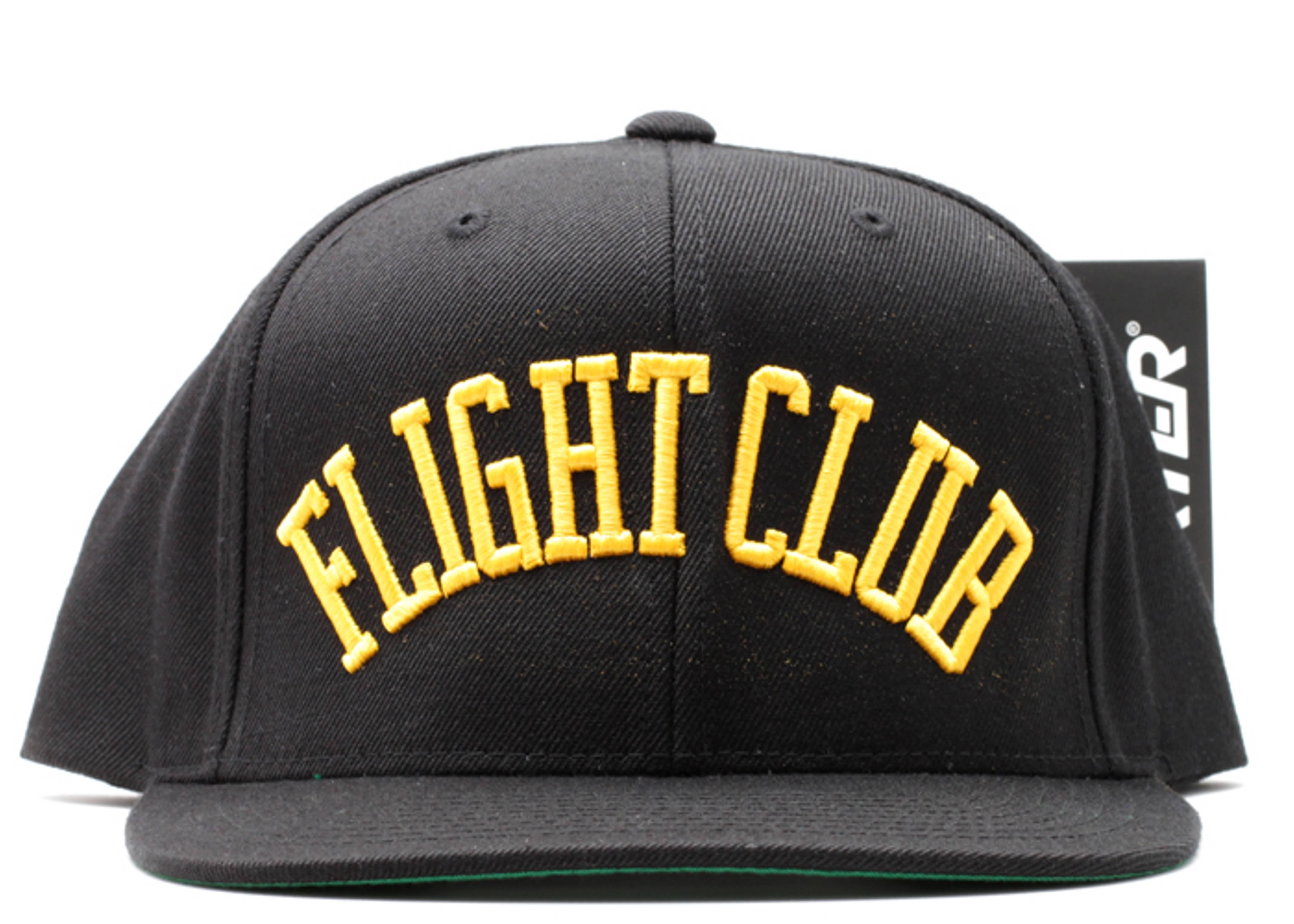 starter x flight club arch snap-back