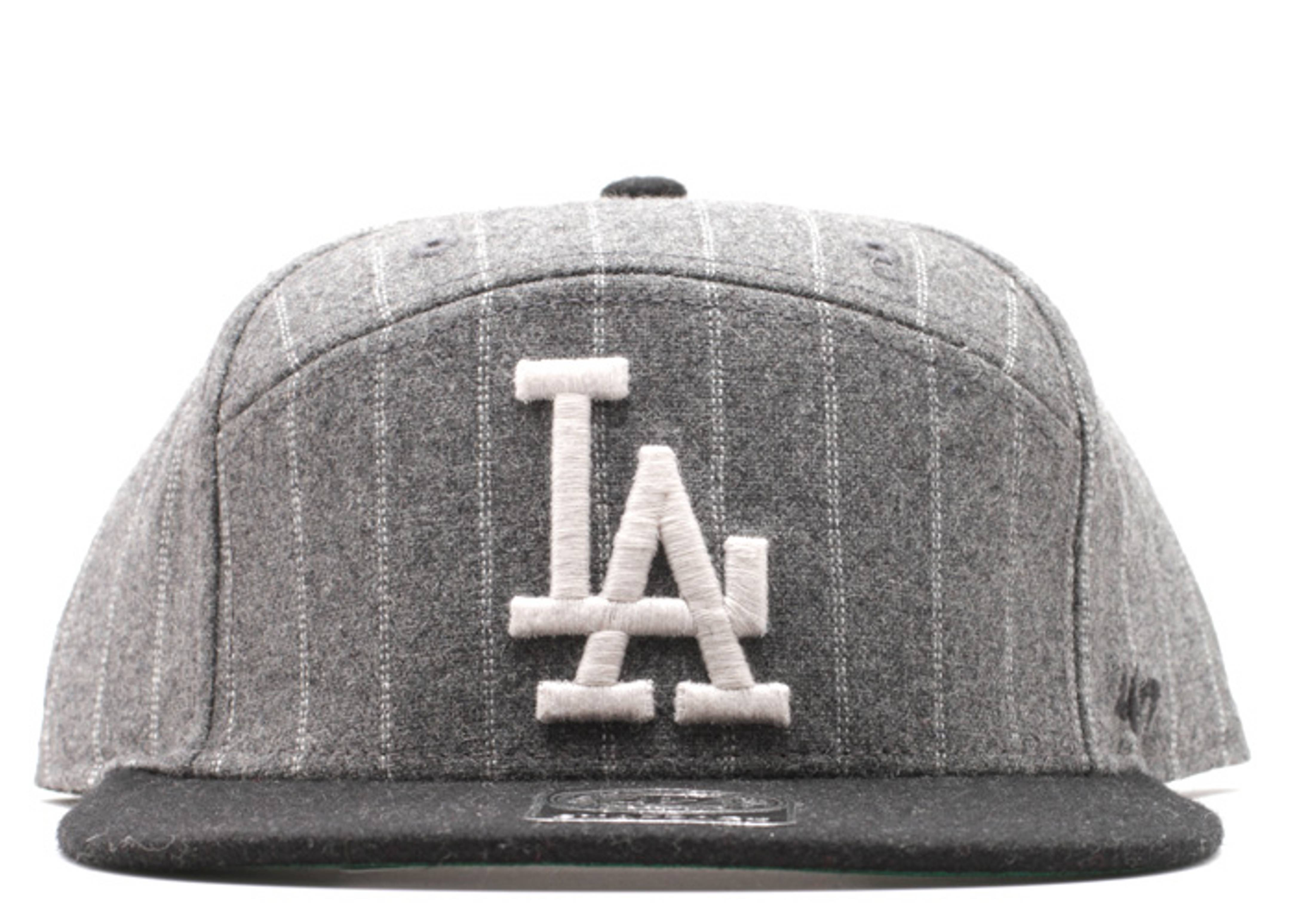 los angeles dodgers five panel snap-back