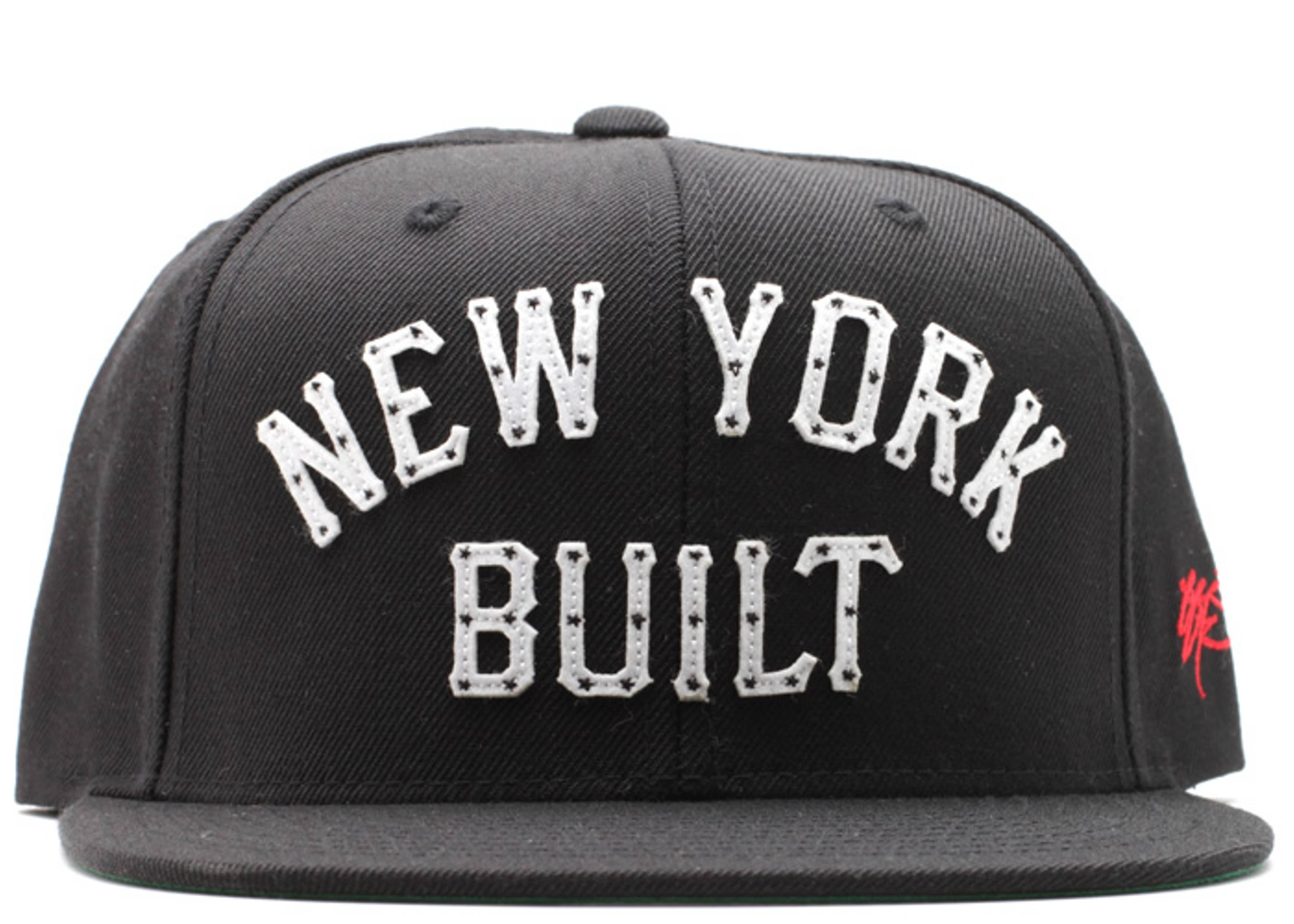 new york bulit snap-back