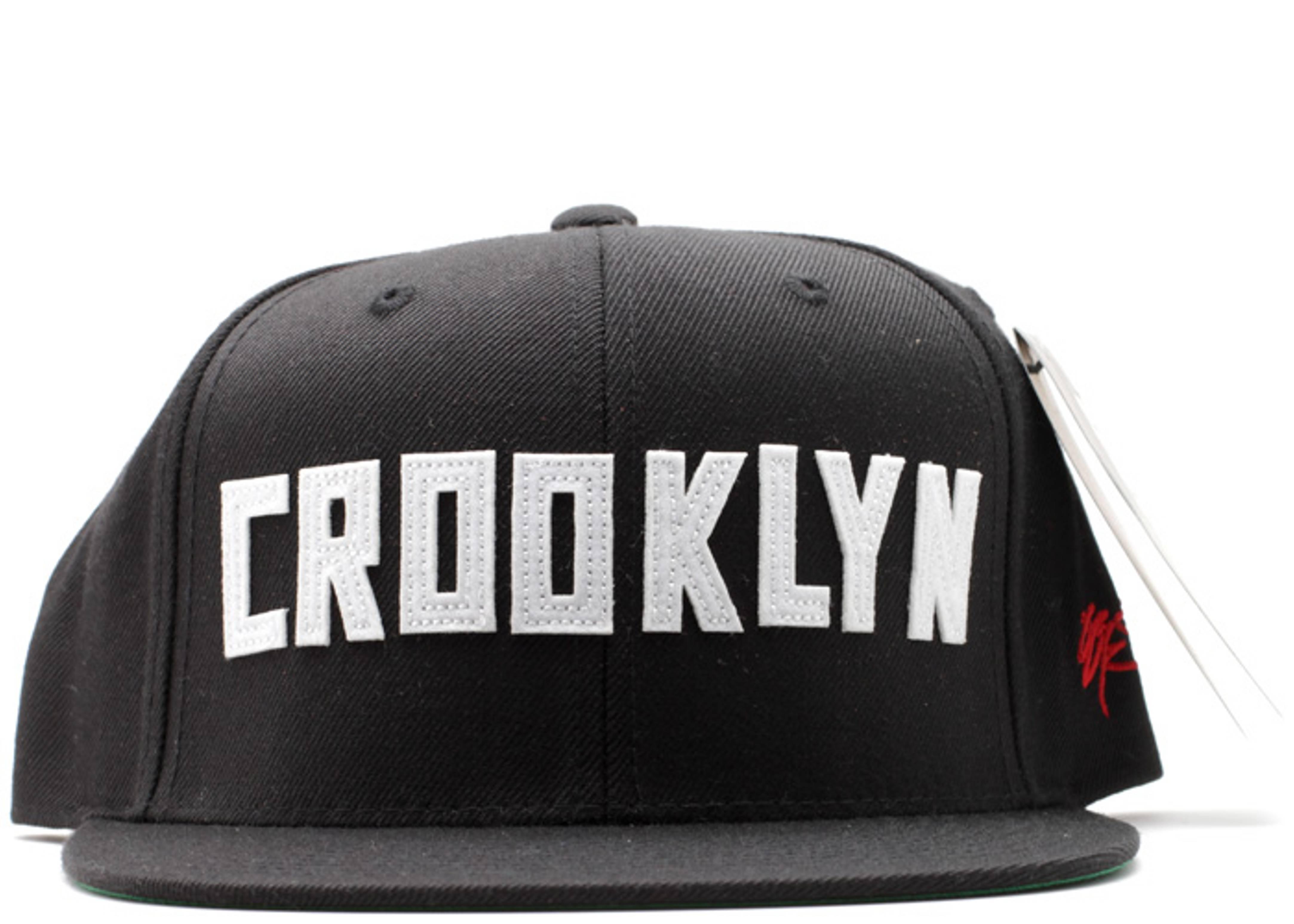 crooklyn snap-back