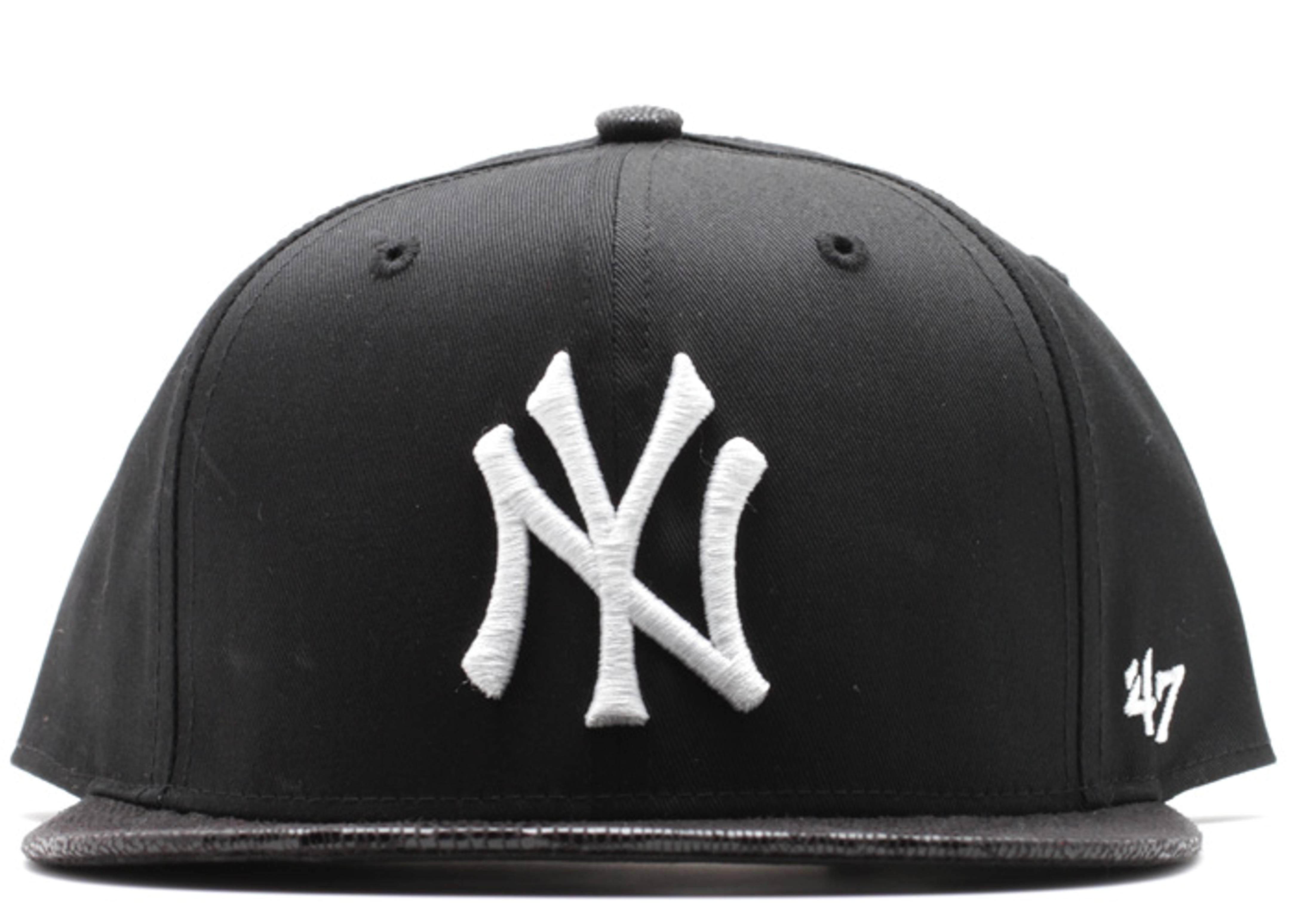 new york yankees gator strap-back