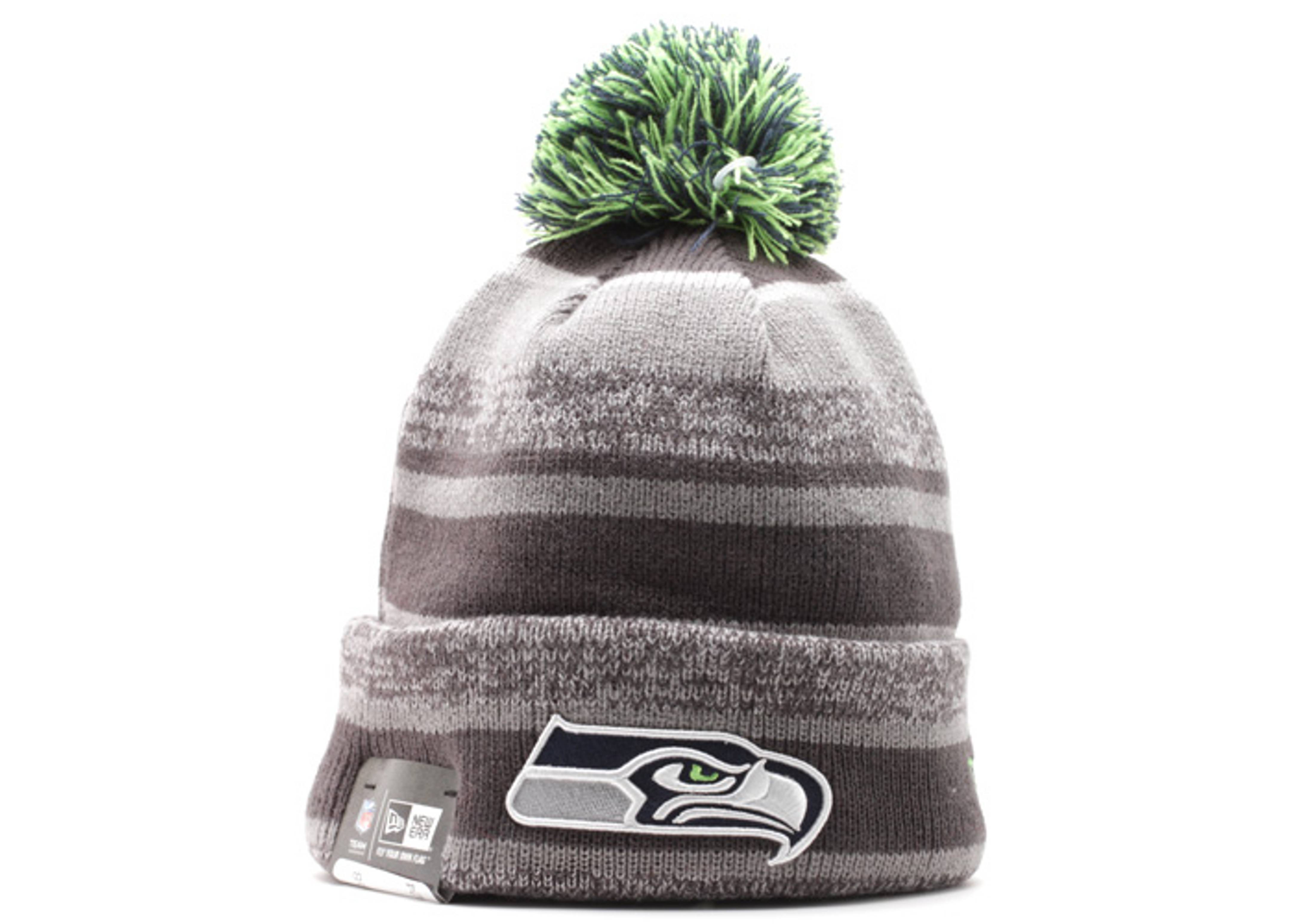 seattle seahawks beanie
