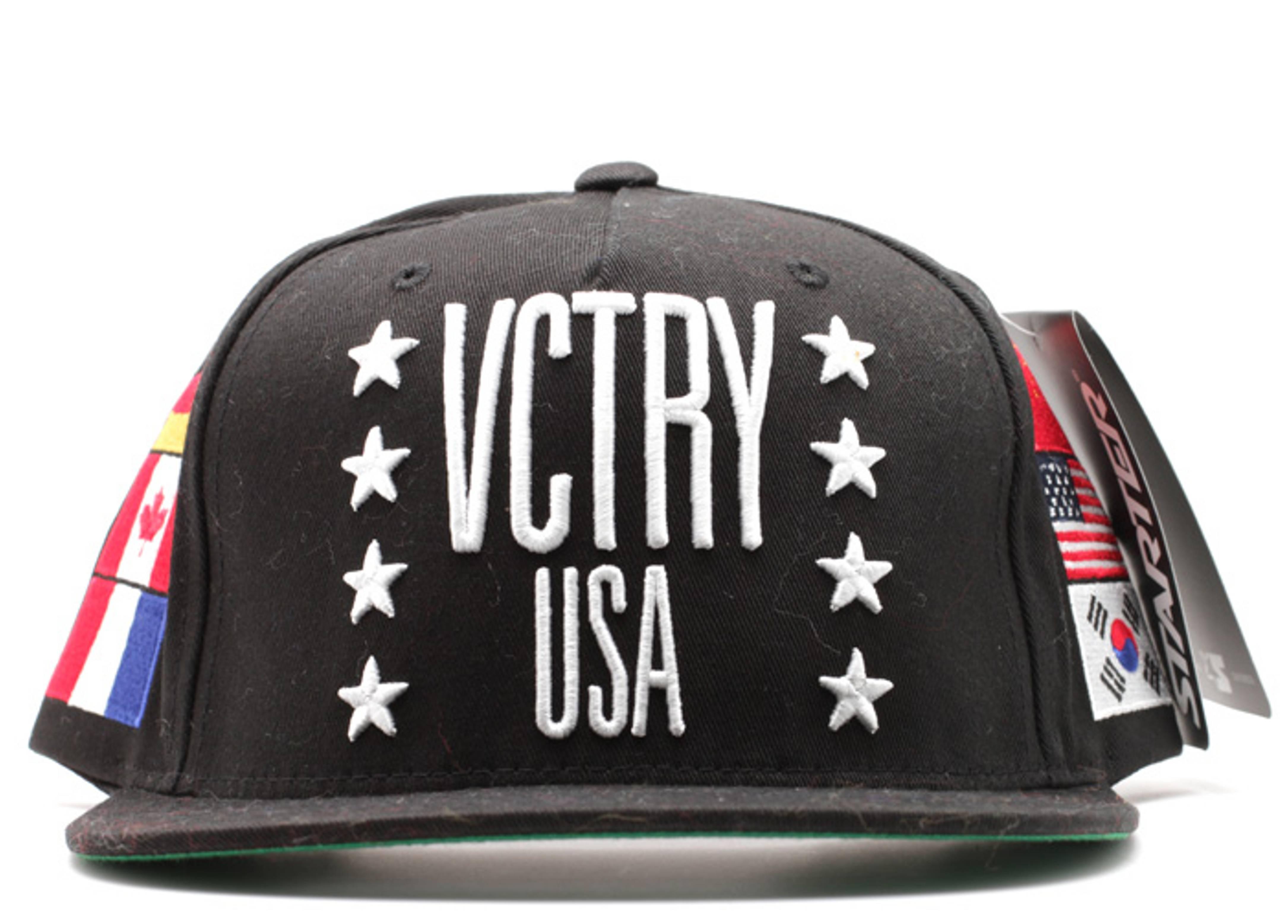 vctry usa snap-back