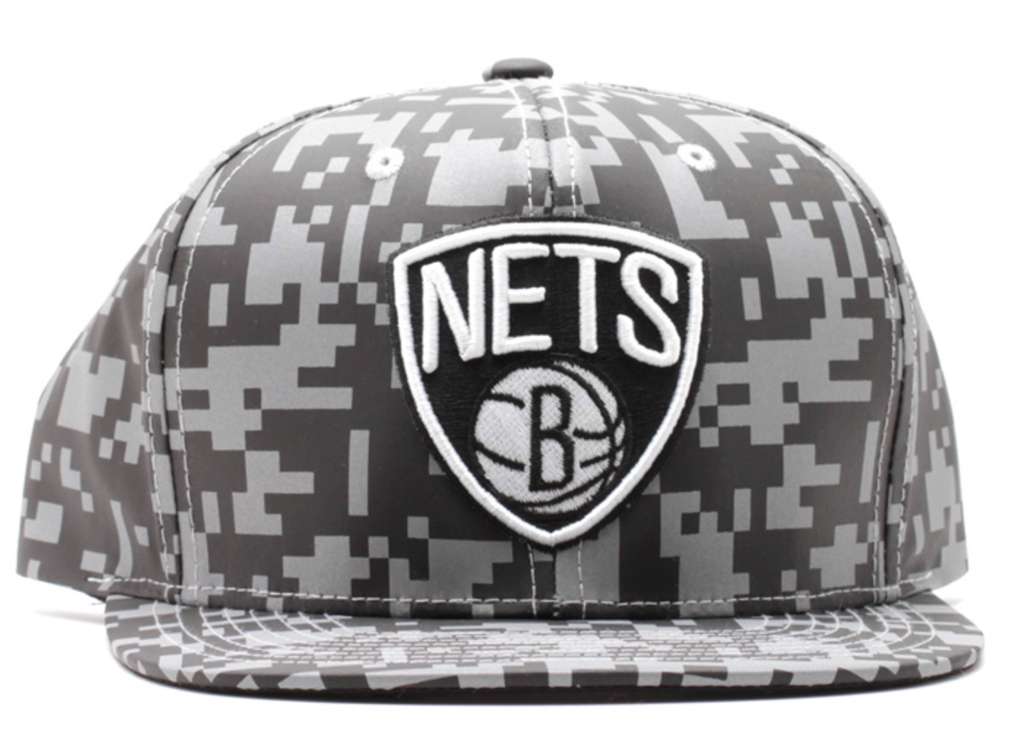 brooklyn nets digi snap-back