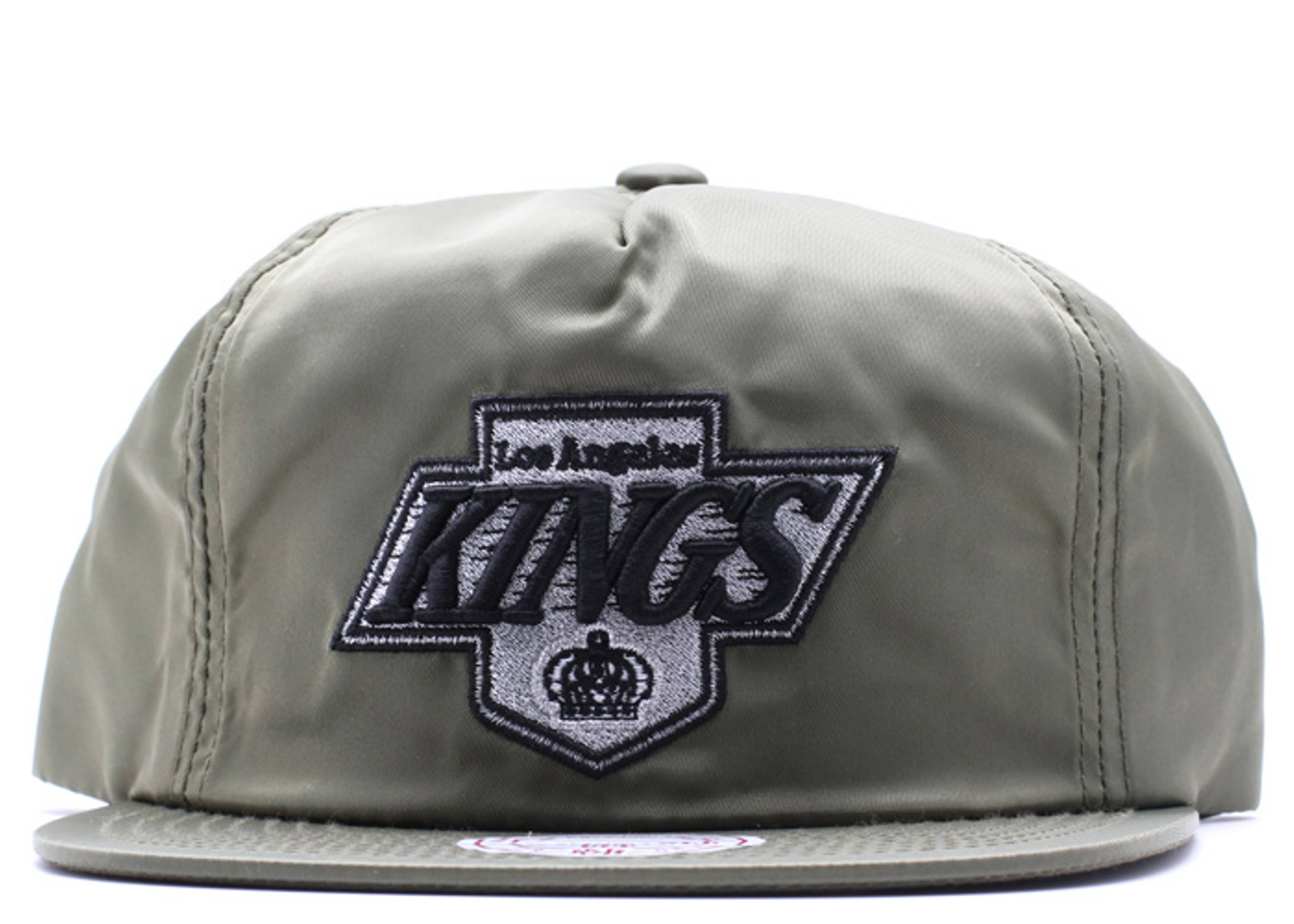 "los angeles kings zip-back ""nylon"""
