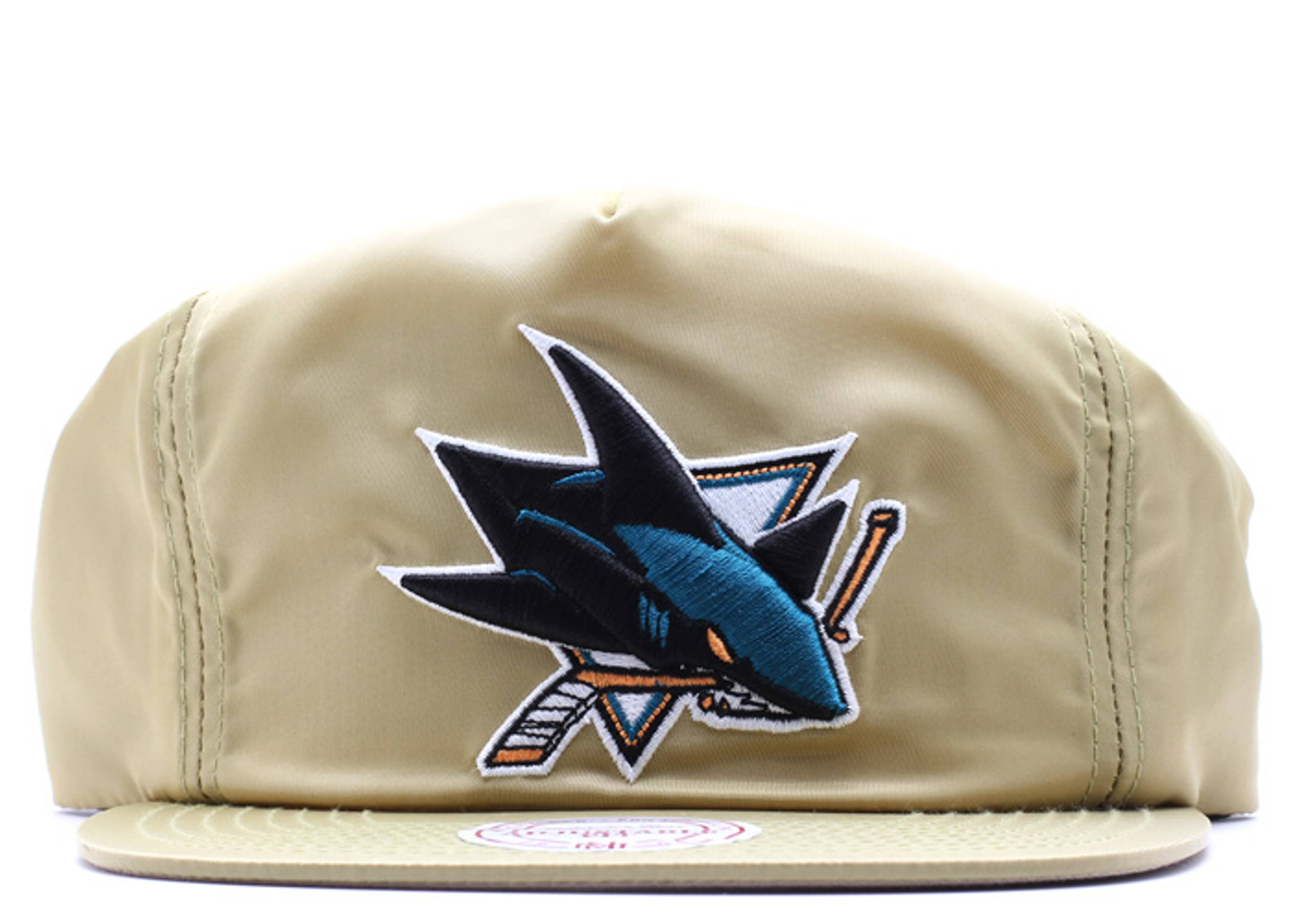 san jose sharks zip-back