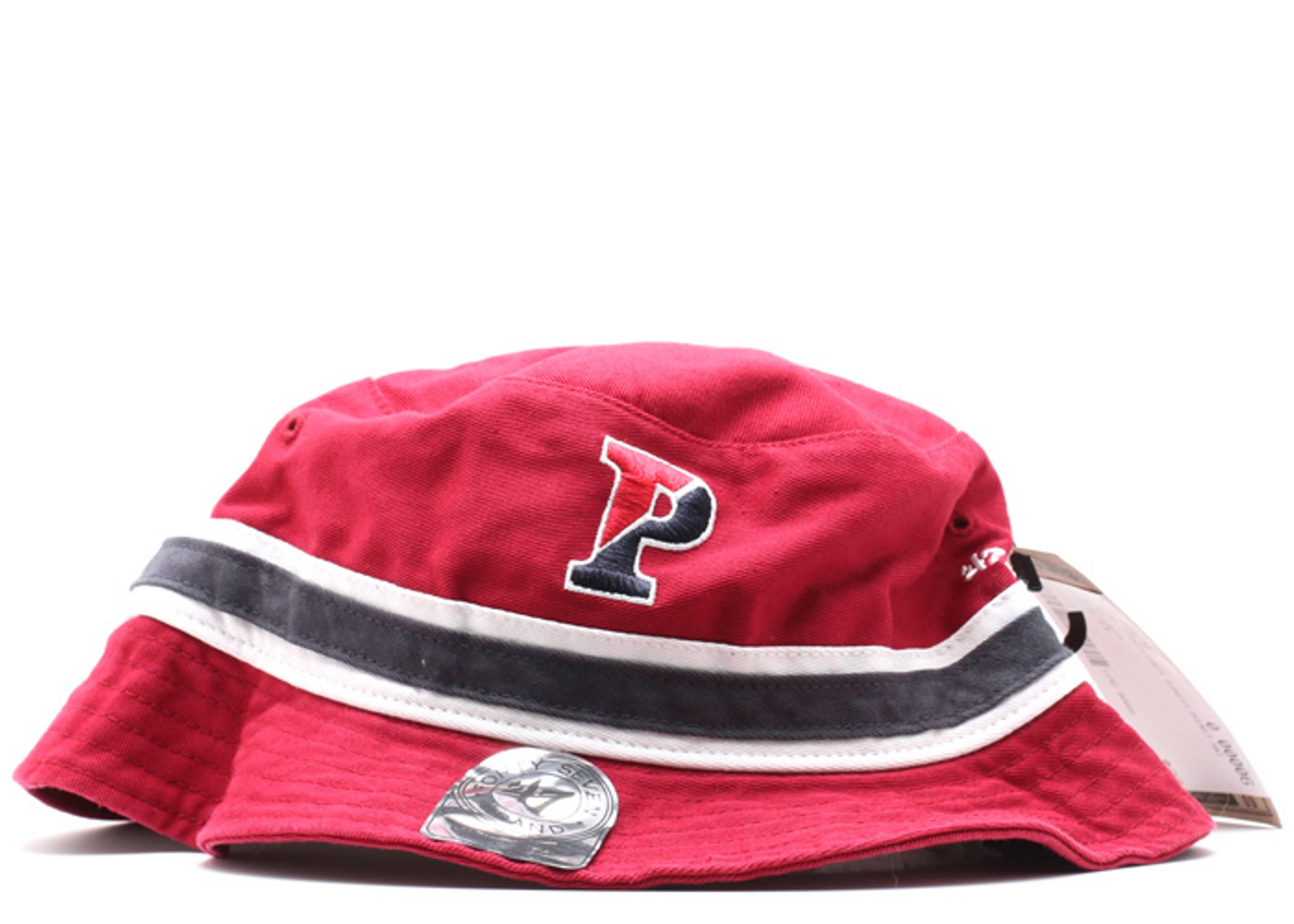 pennsylvania quakers bucket hat