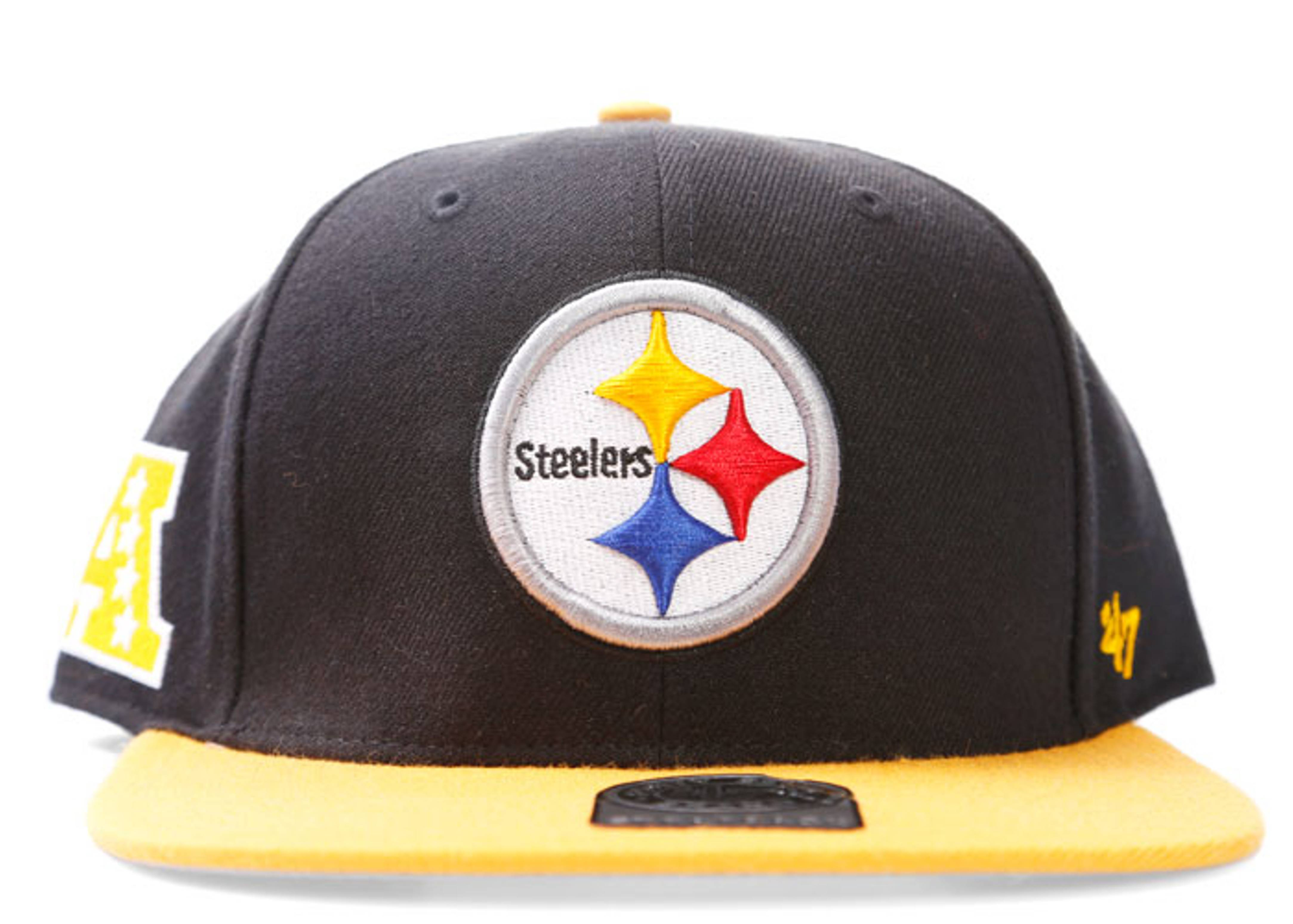 pittsburgh steelers strap-back