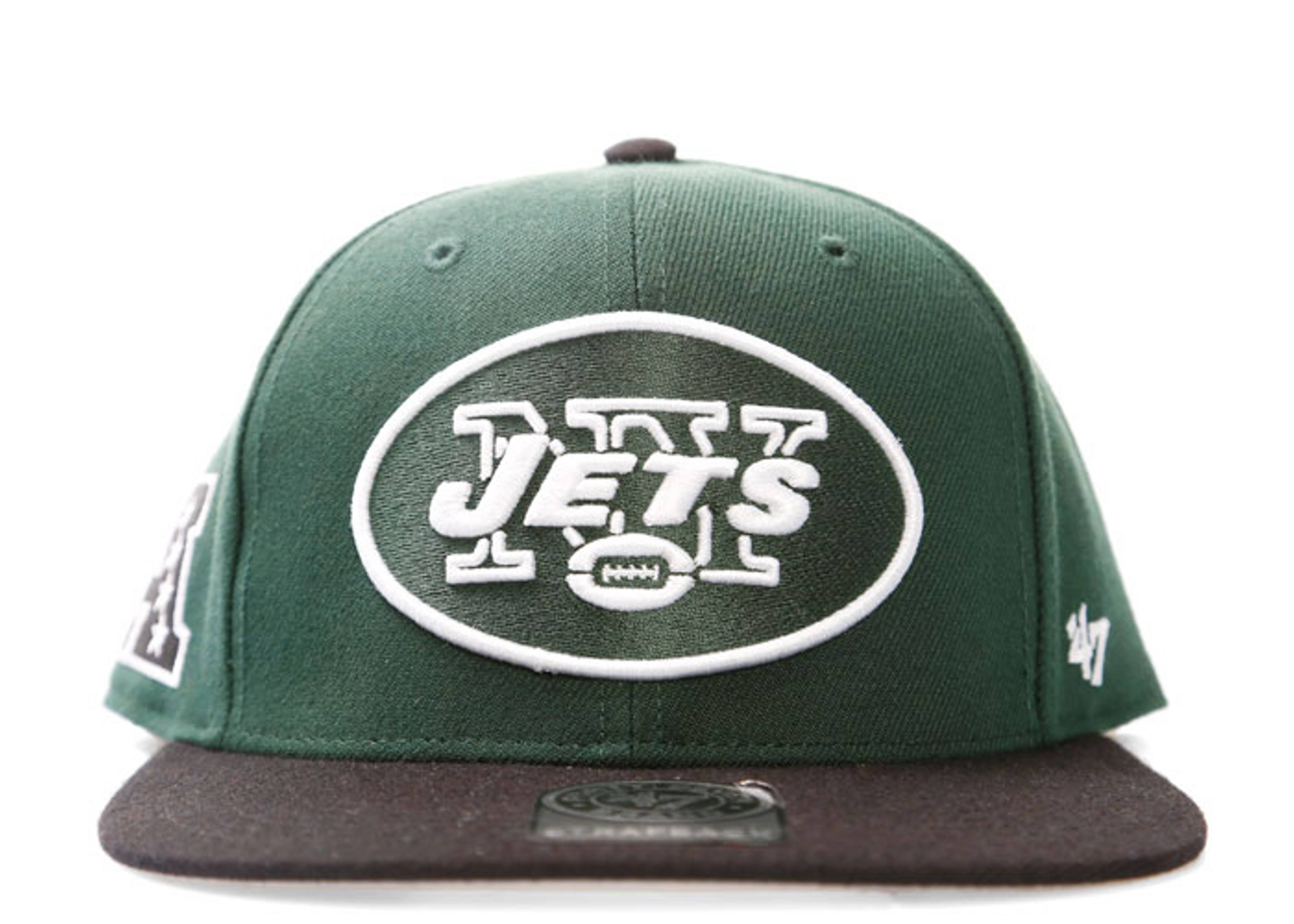 new york jets strap-back
