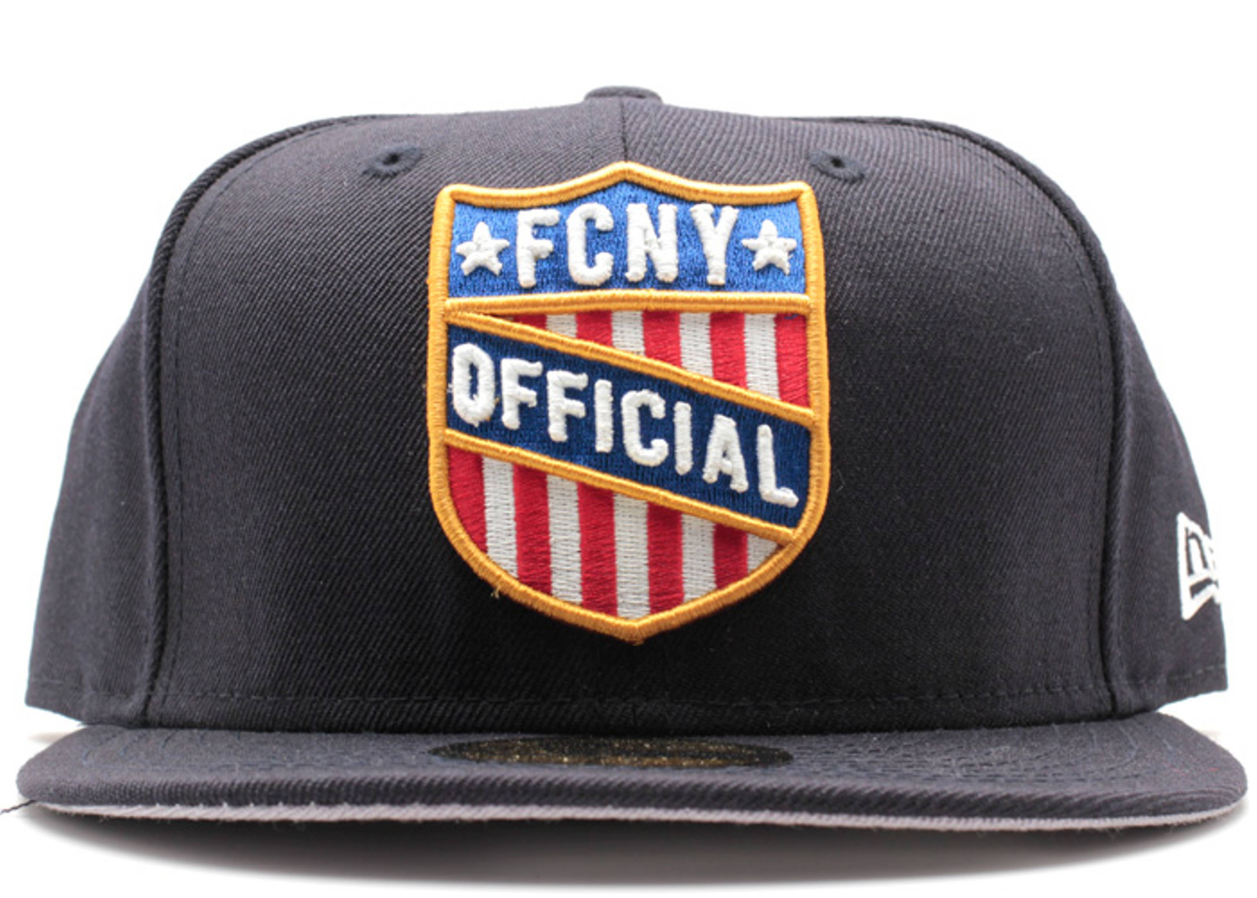 fcny official badge fitted