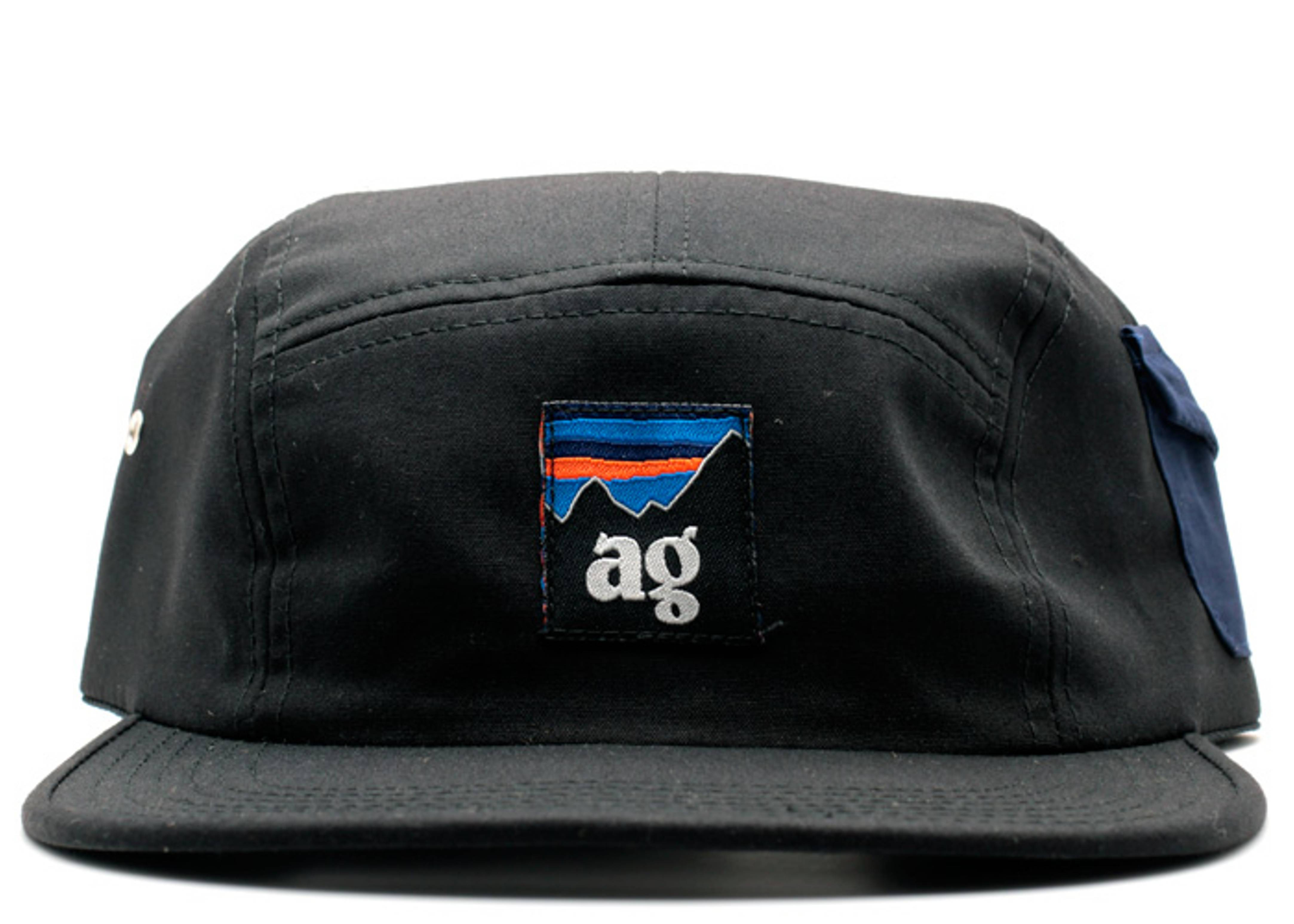 expedition 5-panel camp cap