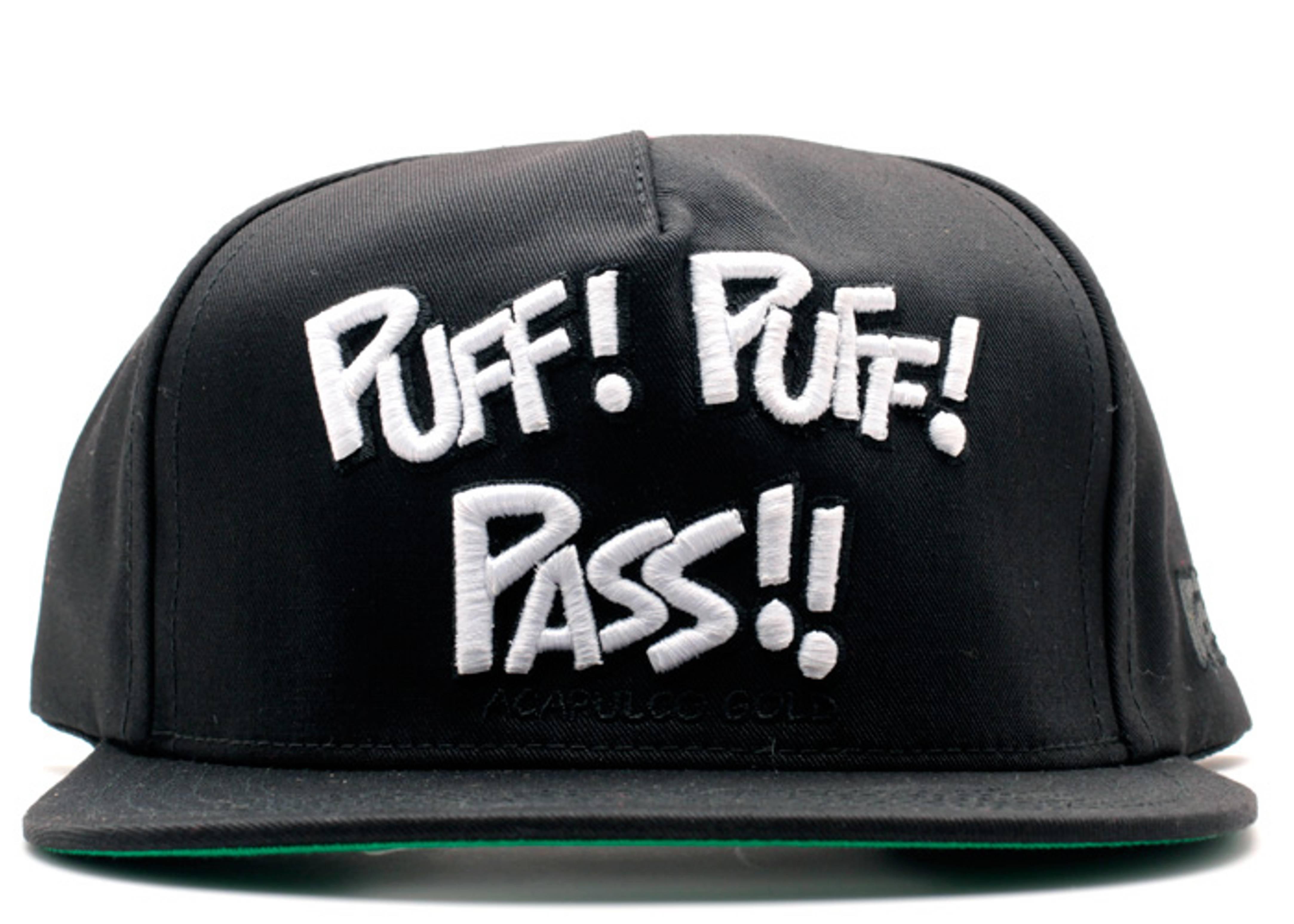 puff puff pass snap-back