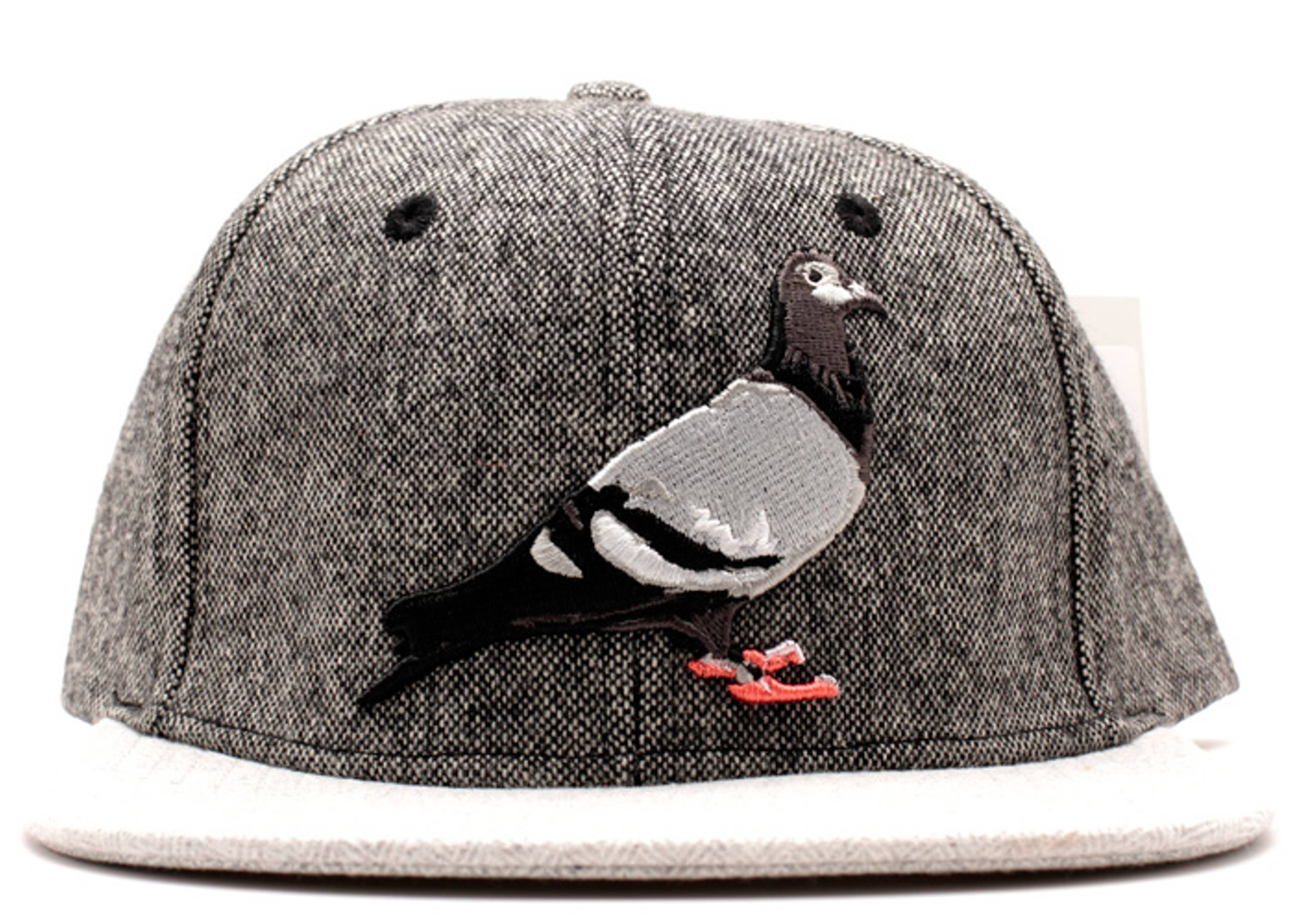 herring pigeon strap-back