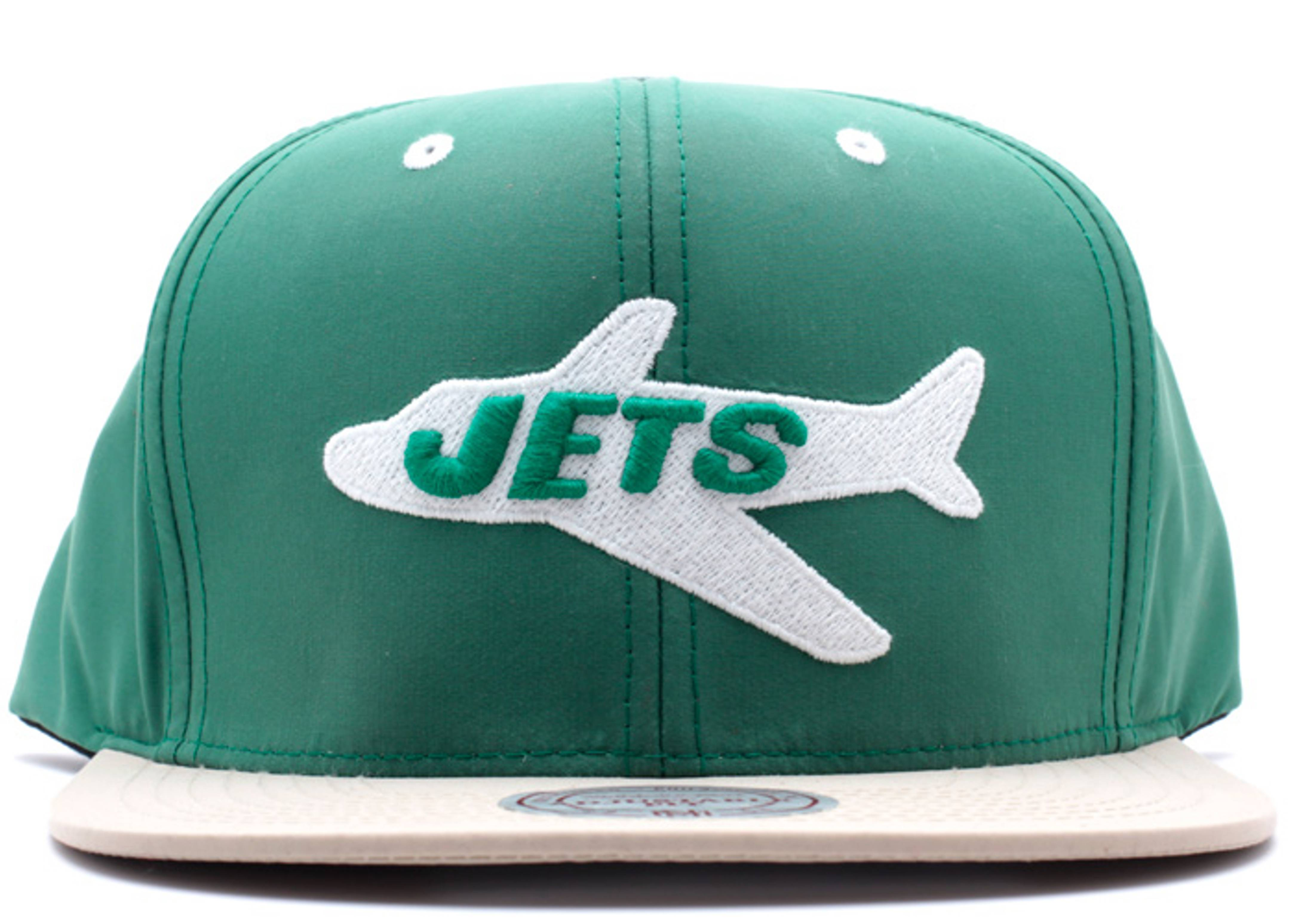 new york jets strap-back