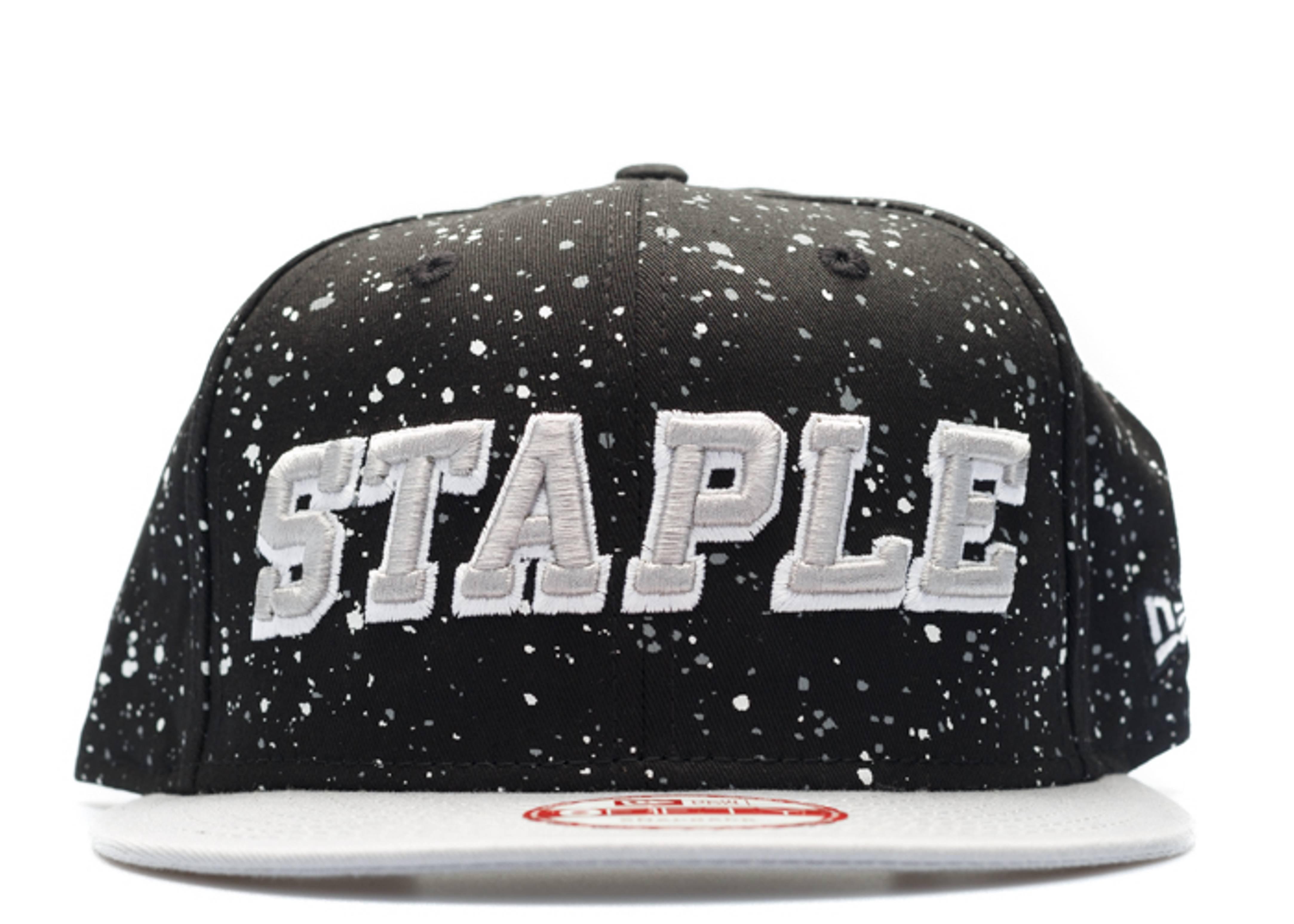 staple shutout snap-back