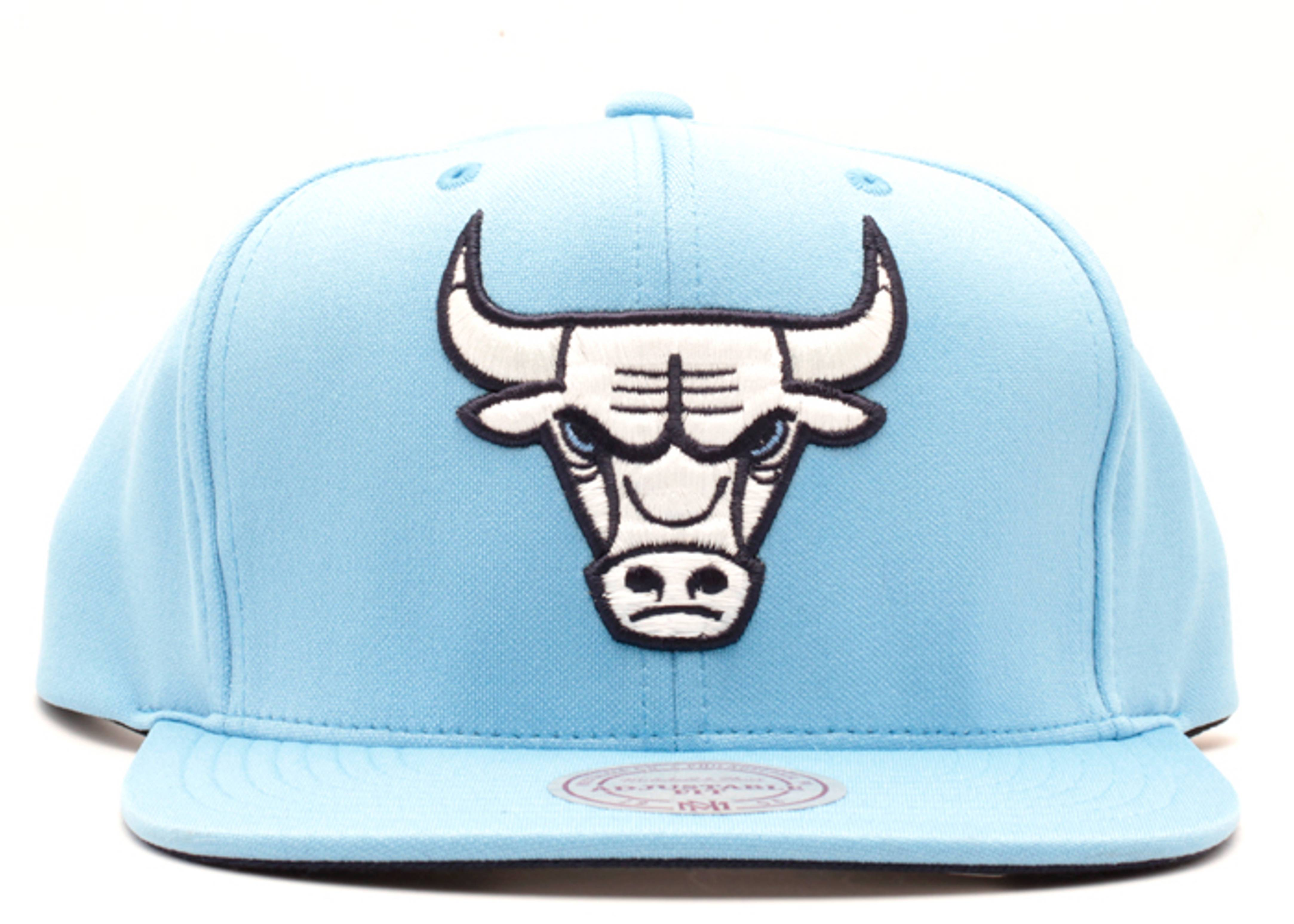 "chicago bulls snap-back ""legend blue"""