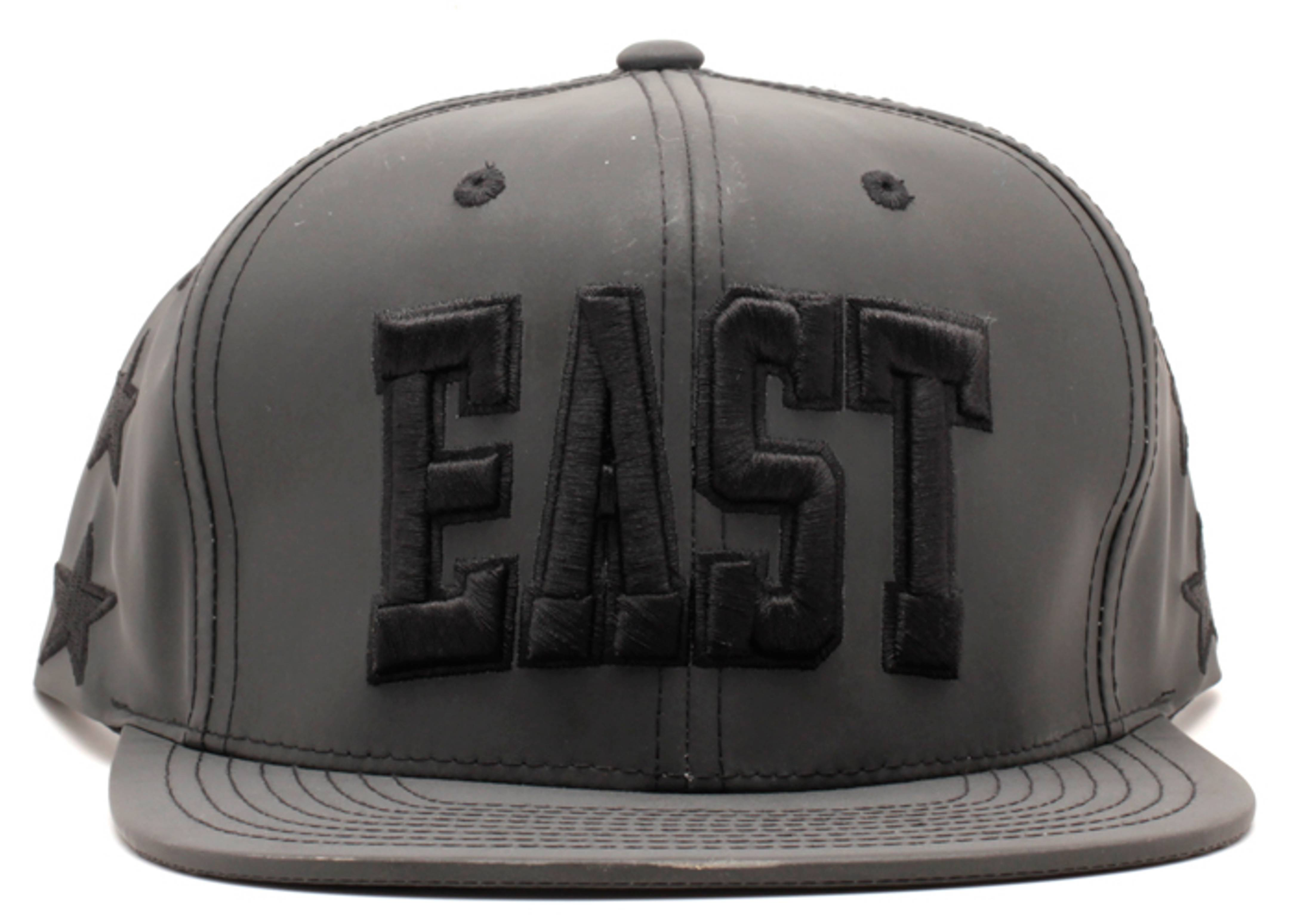 """1989 east nba all-star game east strap-back """"3m crown"""""""