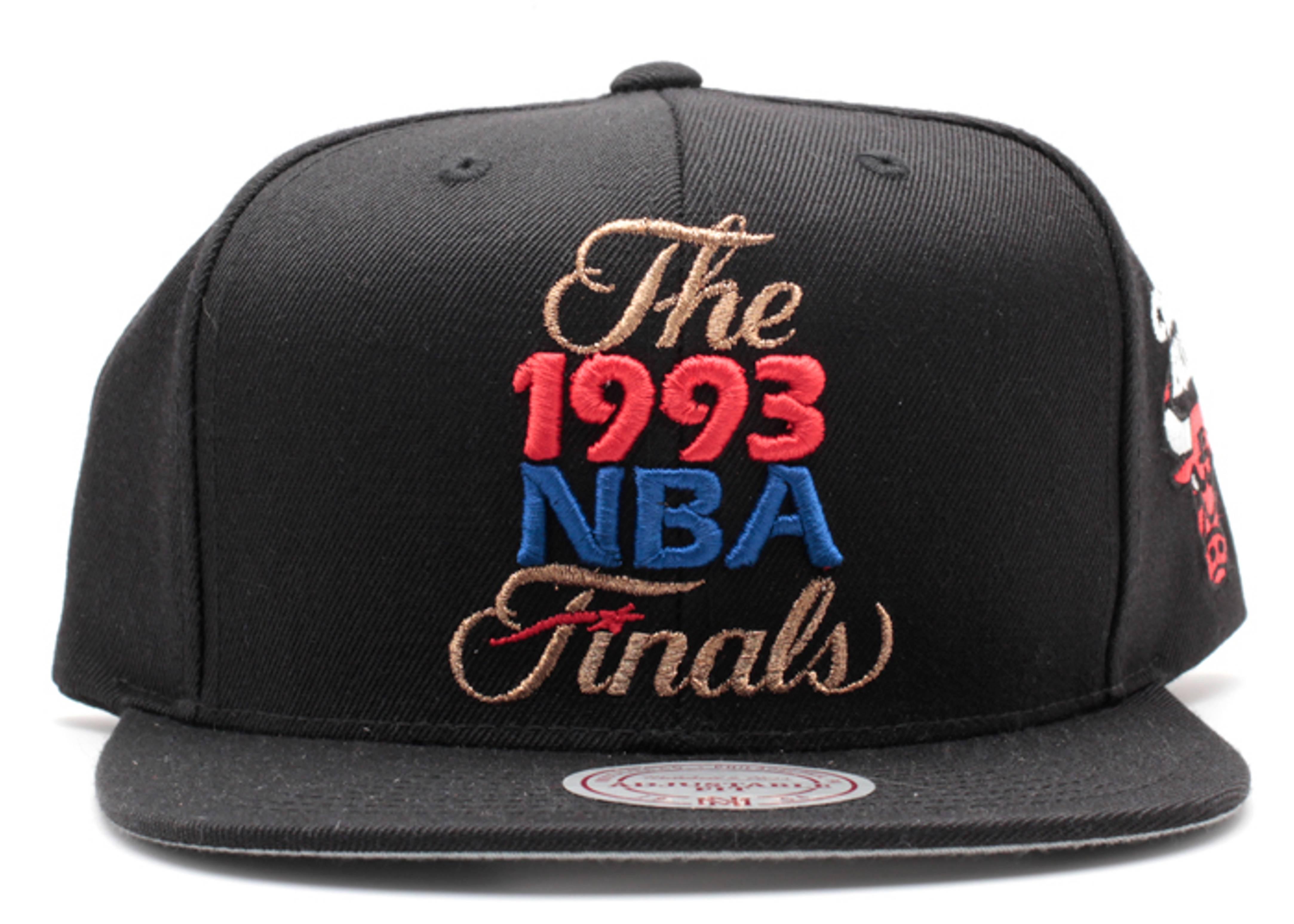"""chicago bulls snap-back """"93' nba finals"""""""