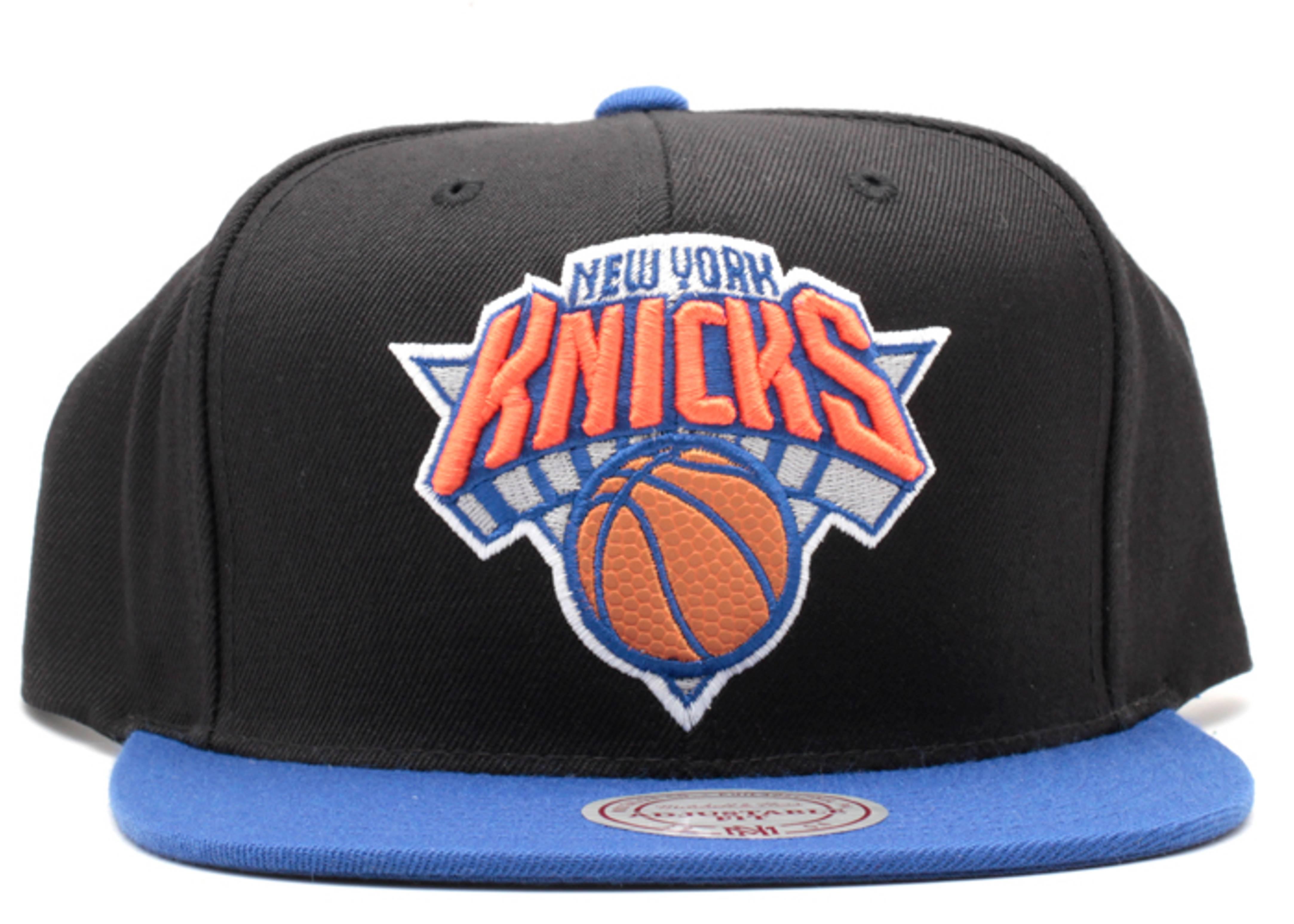 "new york knicks snap-back ""basketball"""