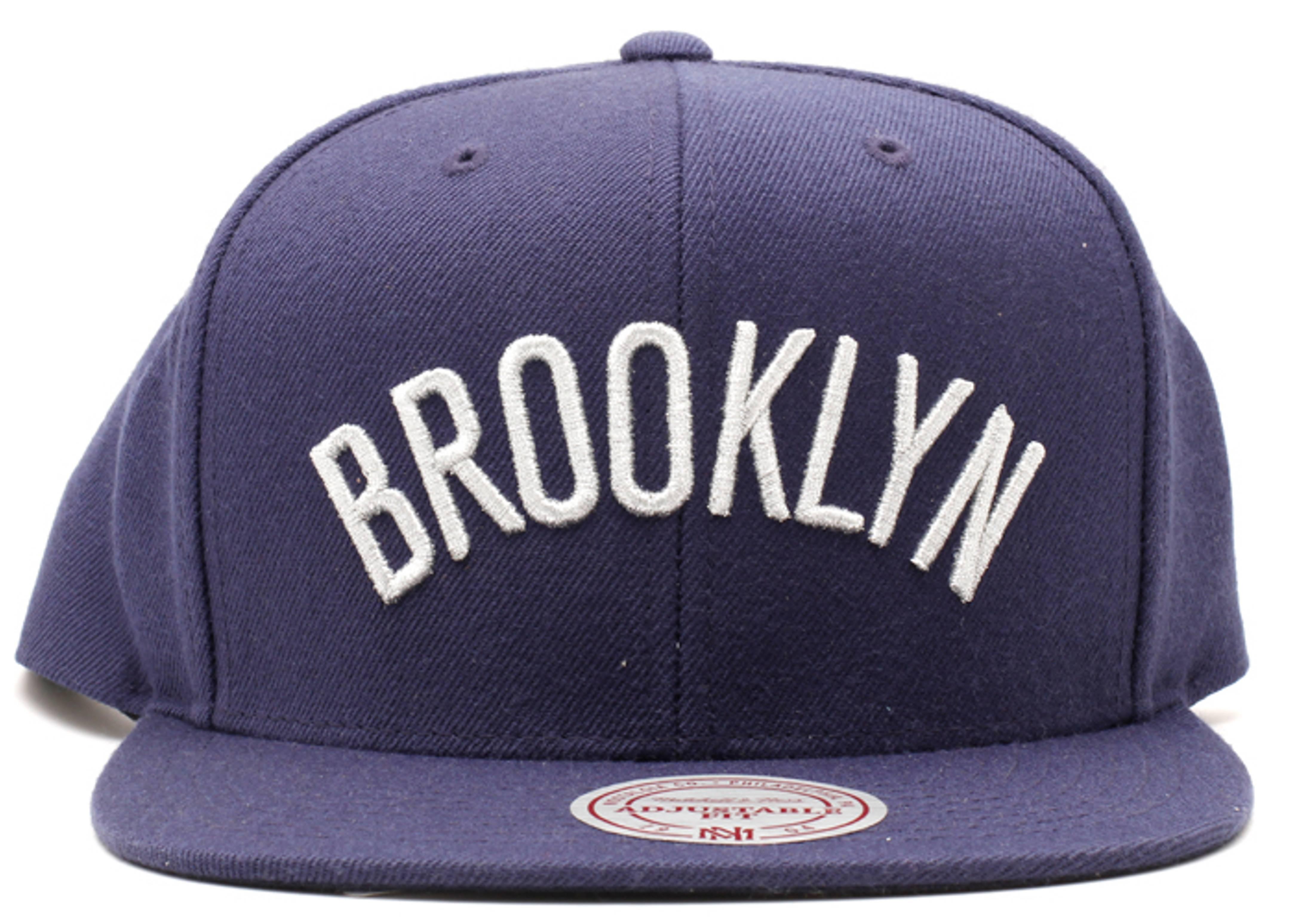 brooklyn nets snap-back