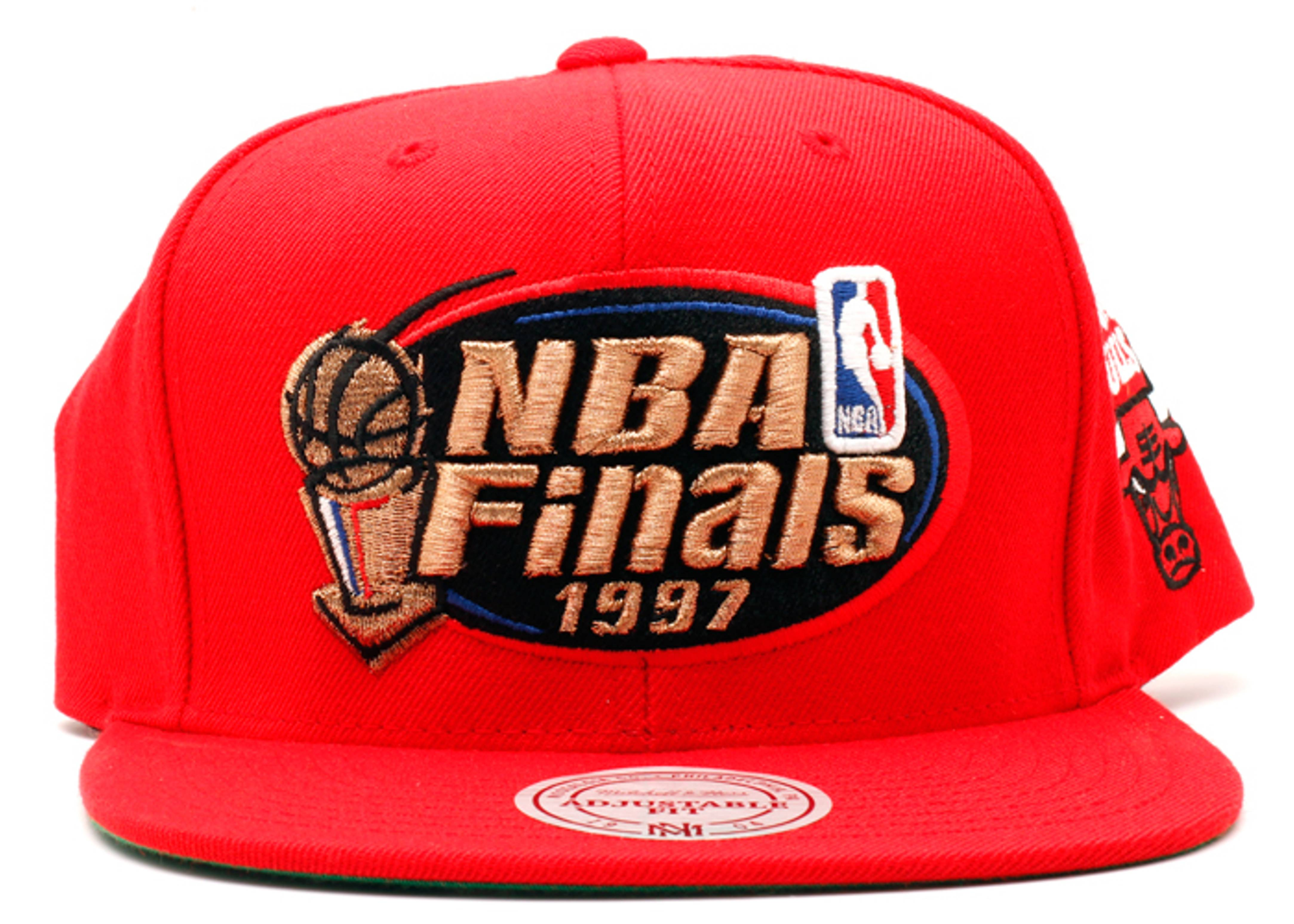 """chicago bulls snap-back """"97' nba finals"""""""