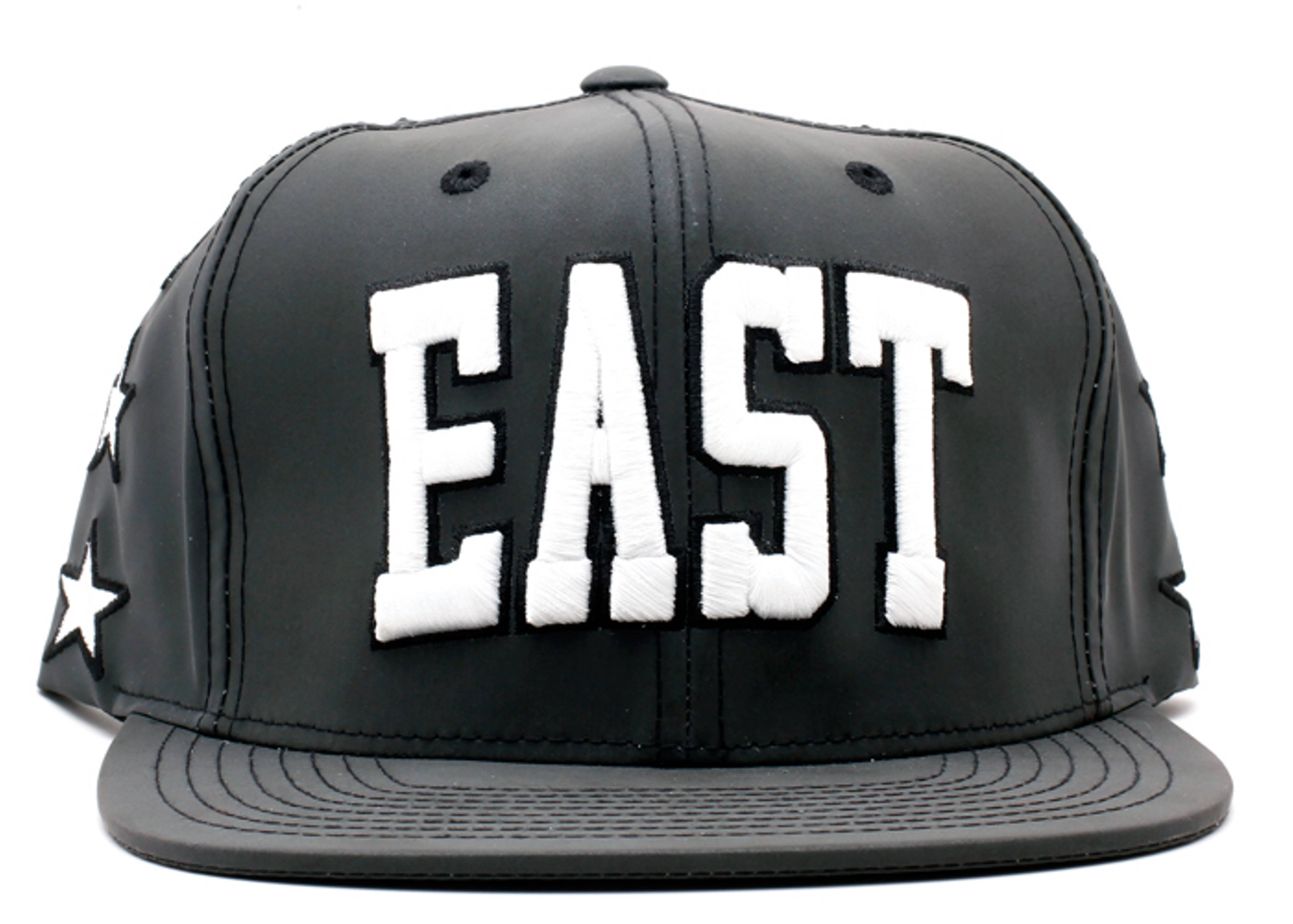 """1989 east nba all-star game strap-back """"3m crown"""""""