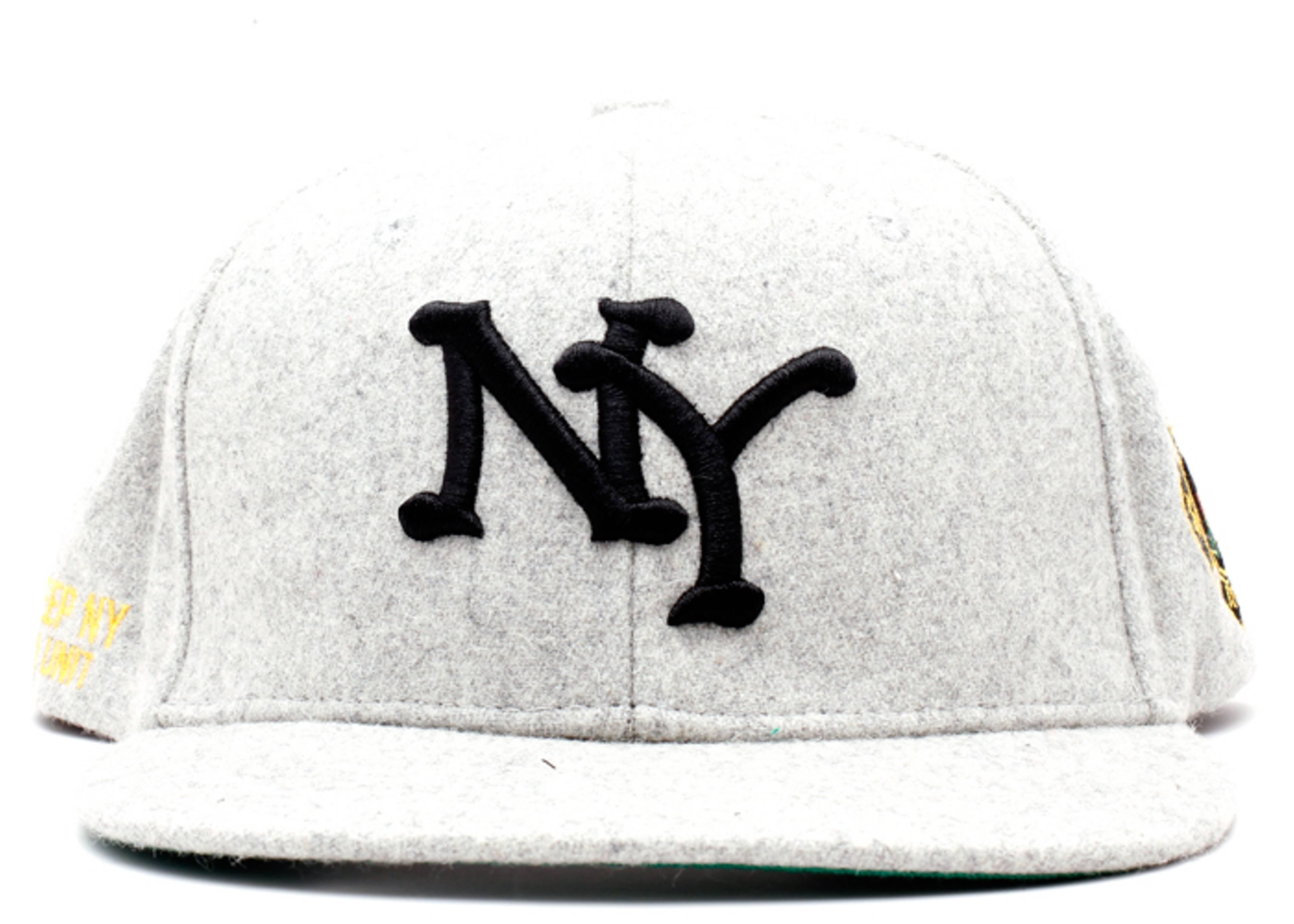 new york burn unit snap-back