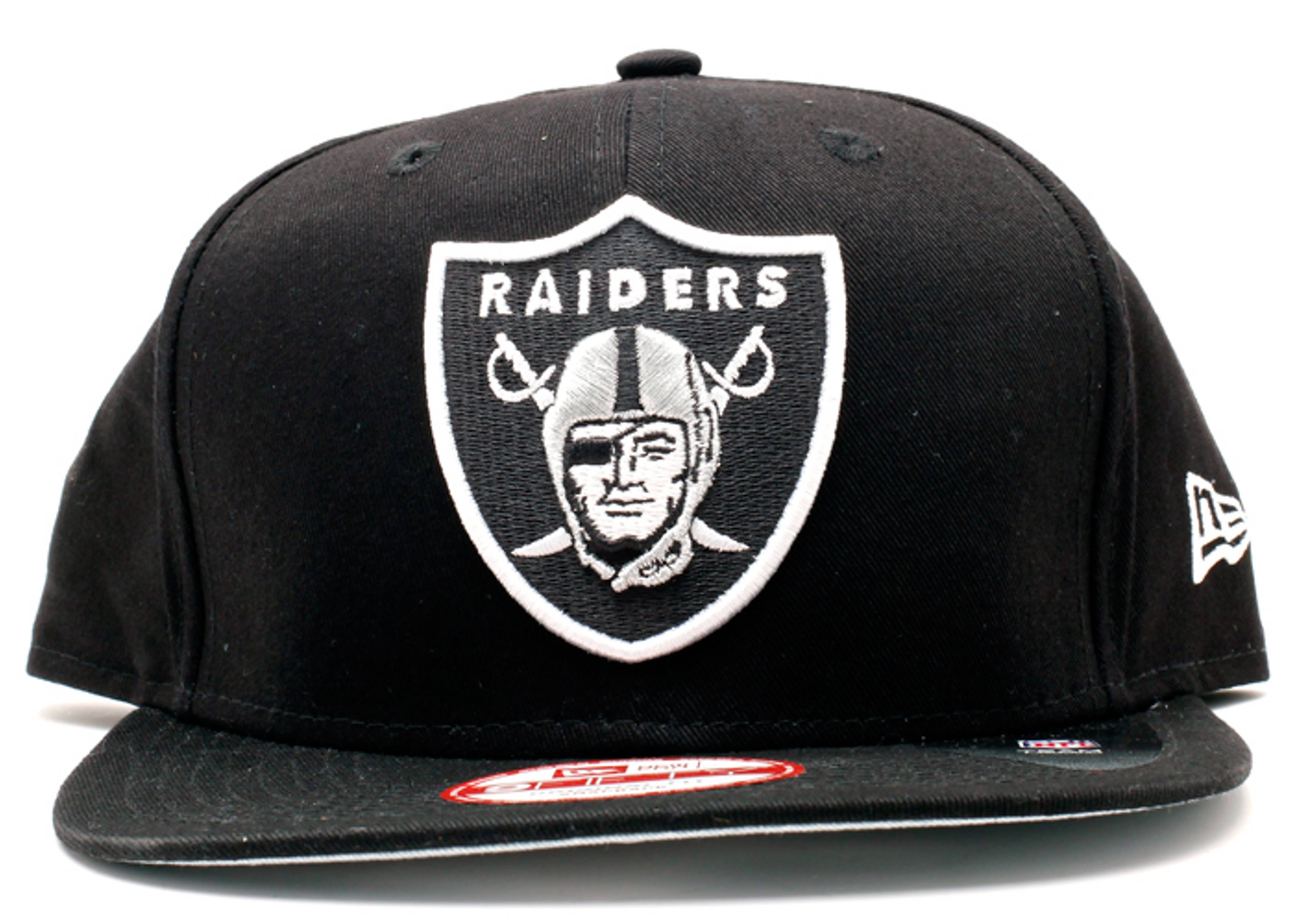 """oakland raiders snap-back """"superbowl patches"""""""