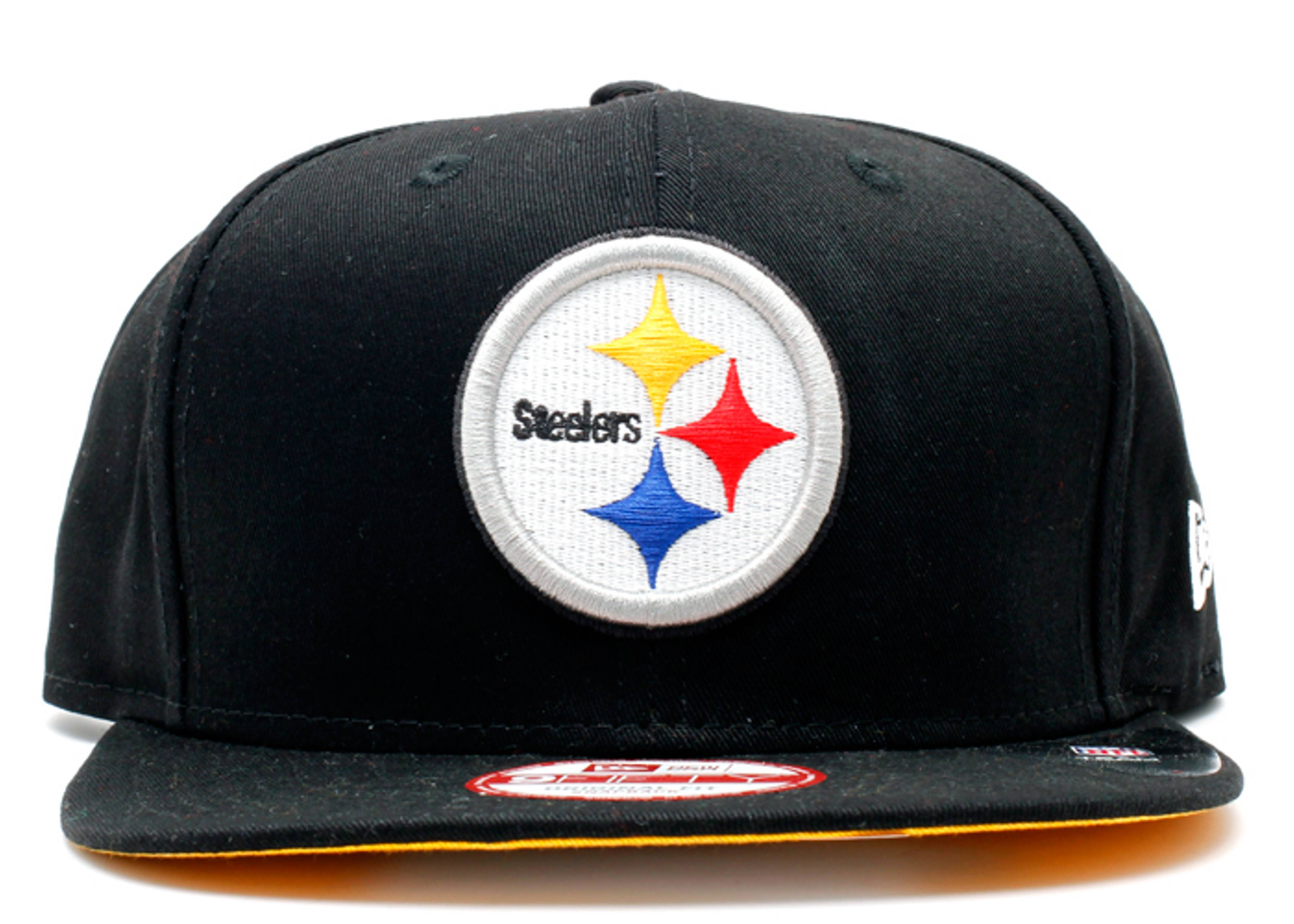 """pittsburgh steelers snap-back """"superbowl patches"""""""