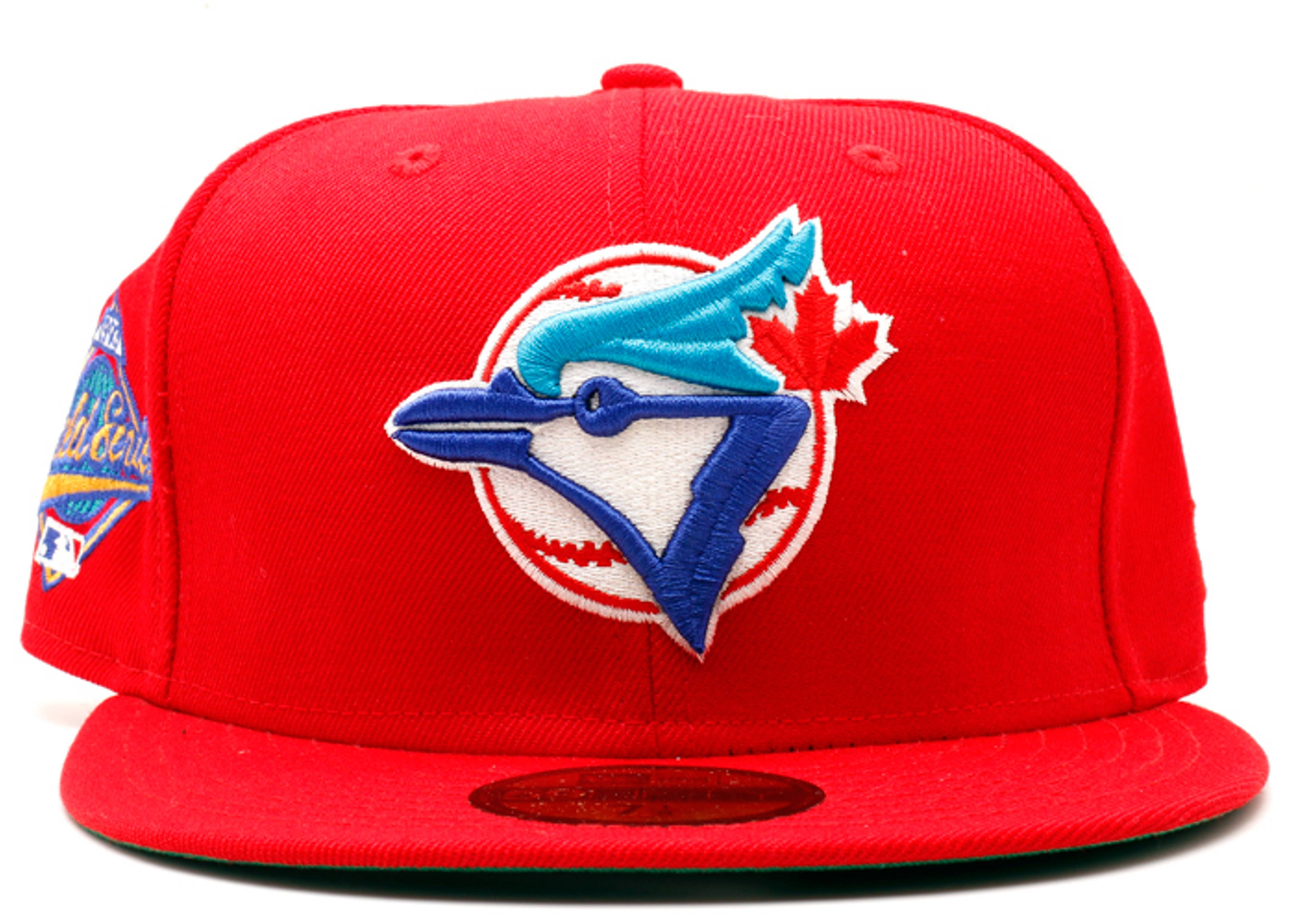 "toronto blue jays fitted ""1993 world series"""