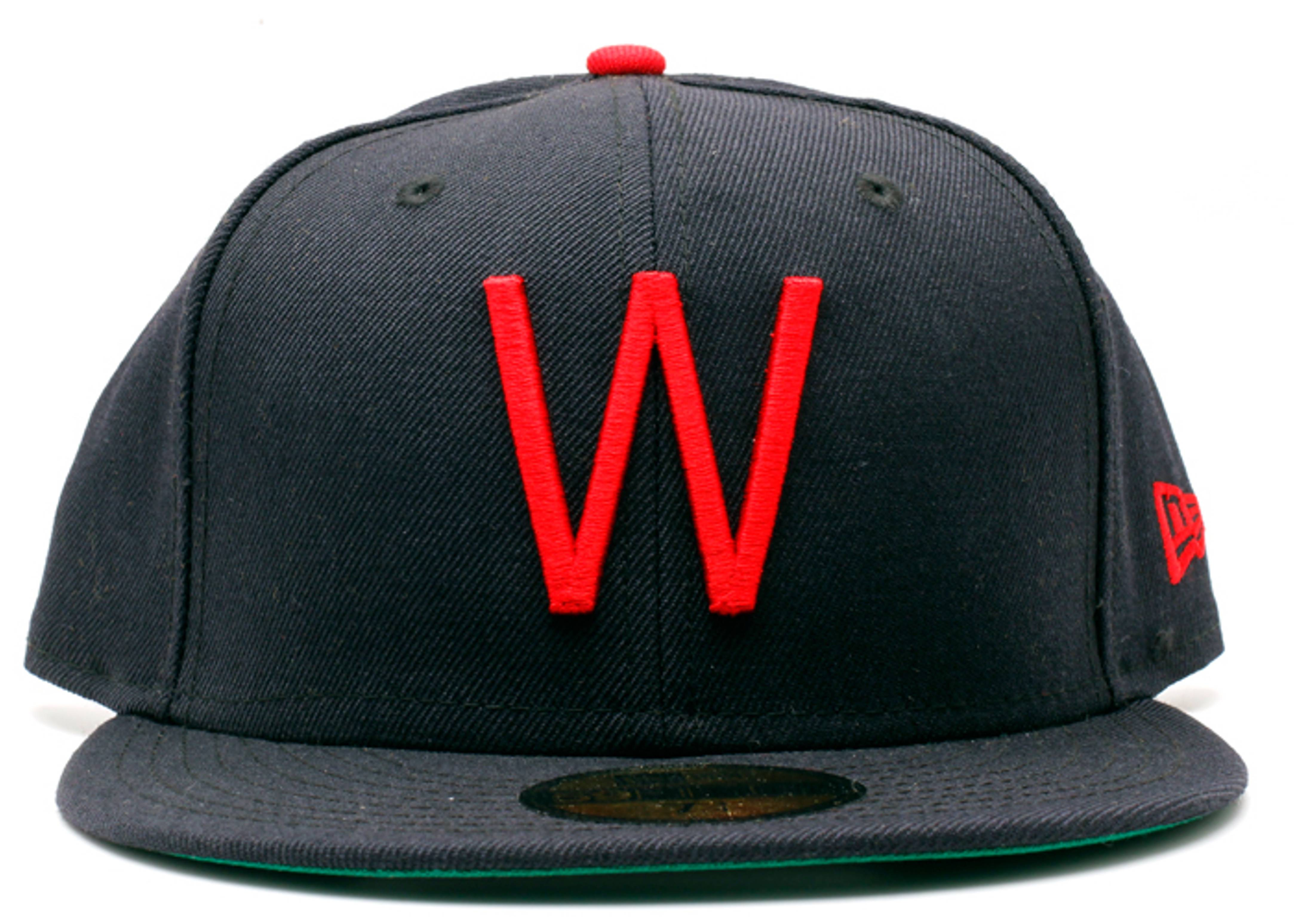 washington senators fitted