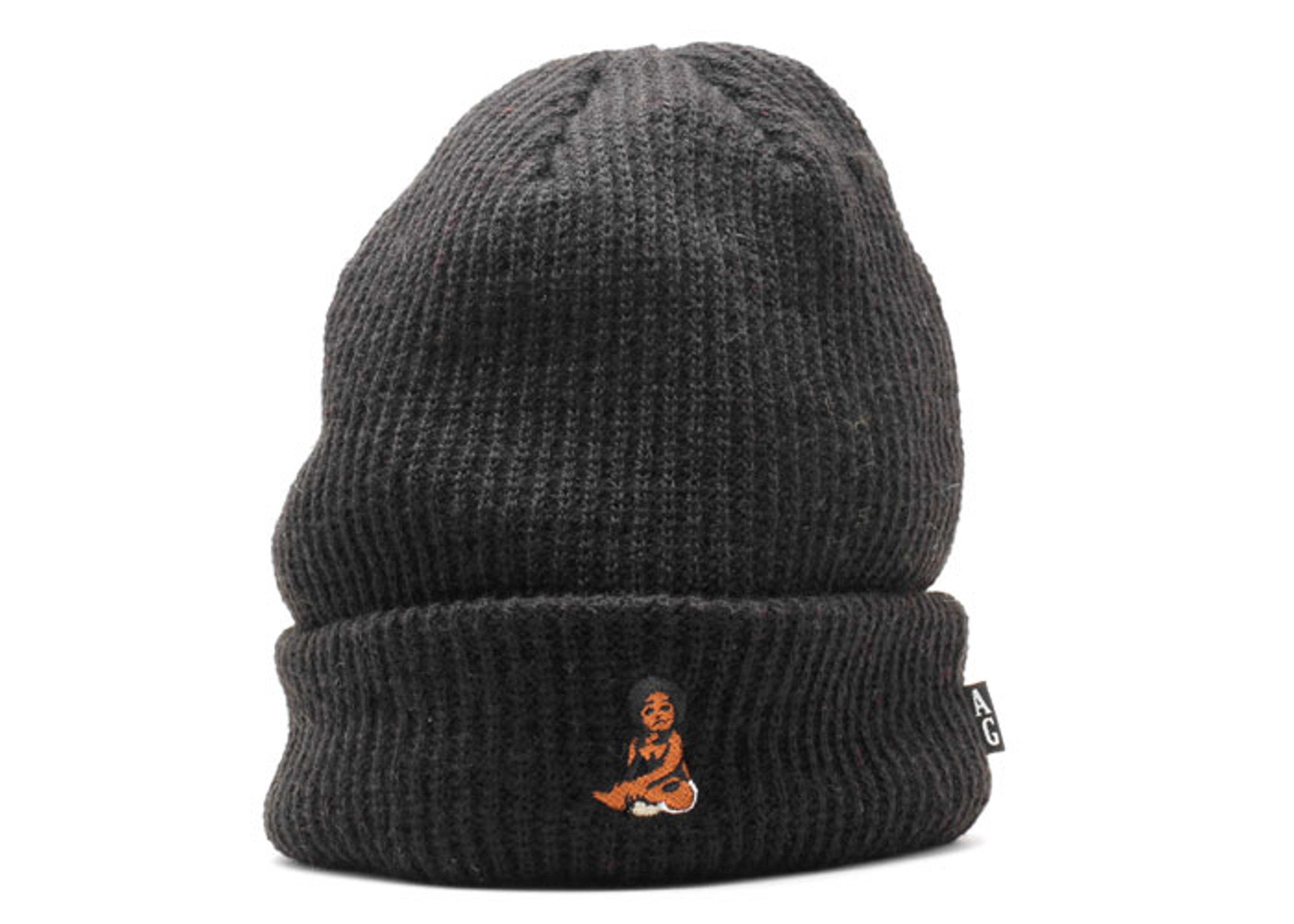 big poppa cuffed knit beanie