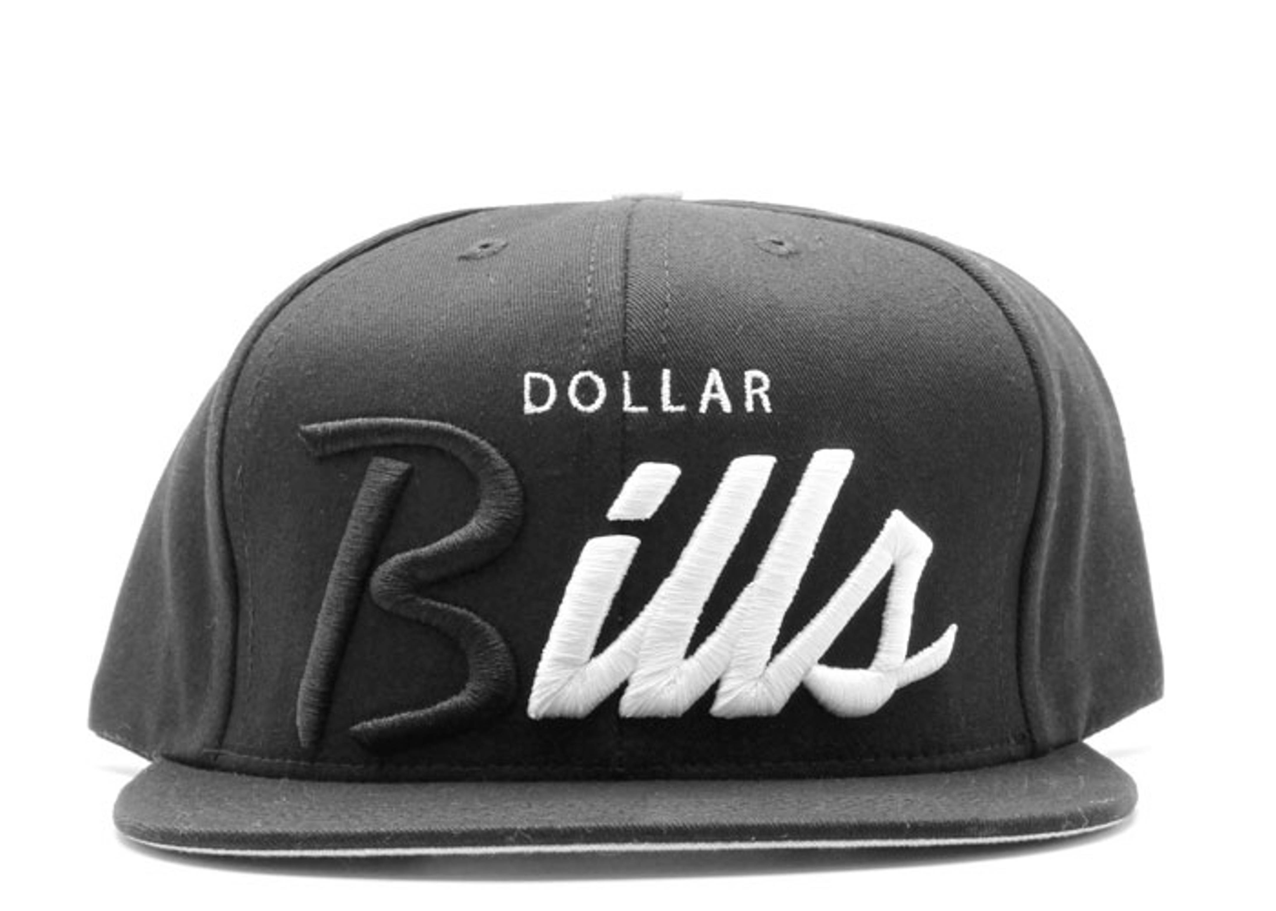 dollar bills snap-back