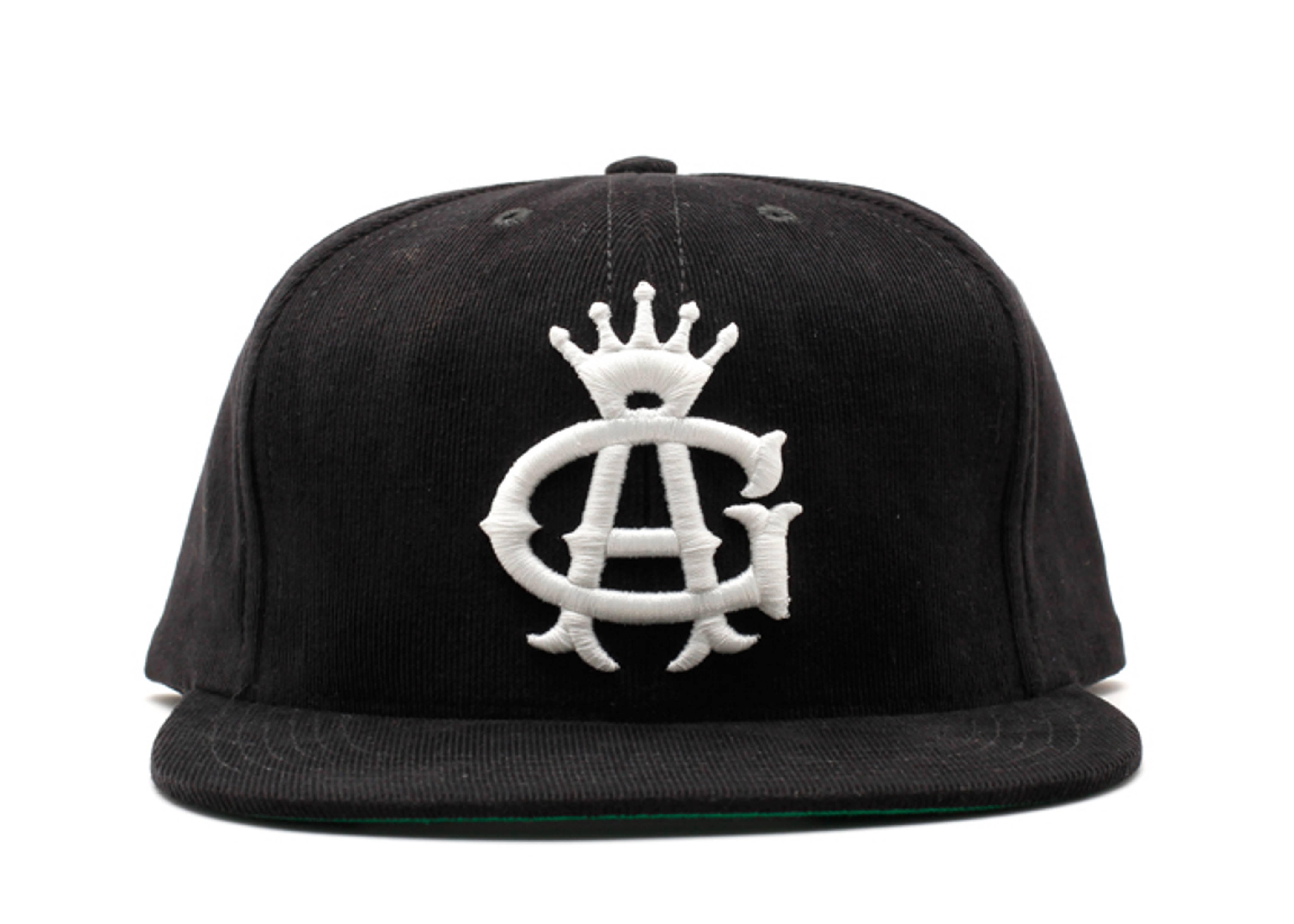 crown royal corduroy snap-back