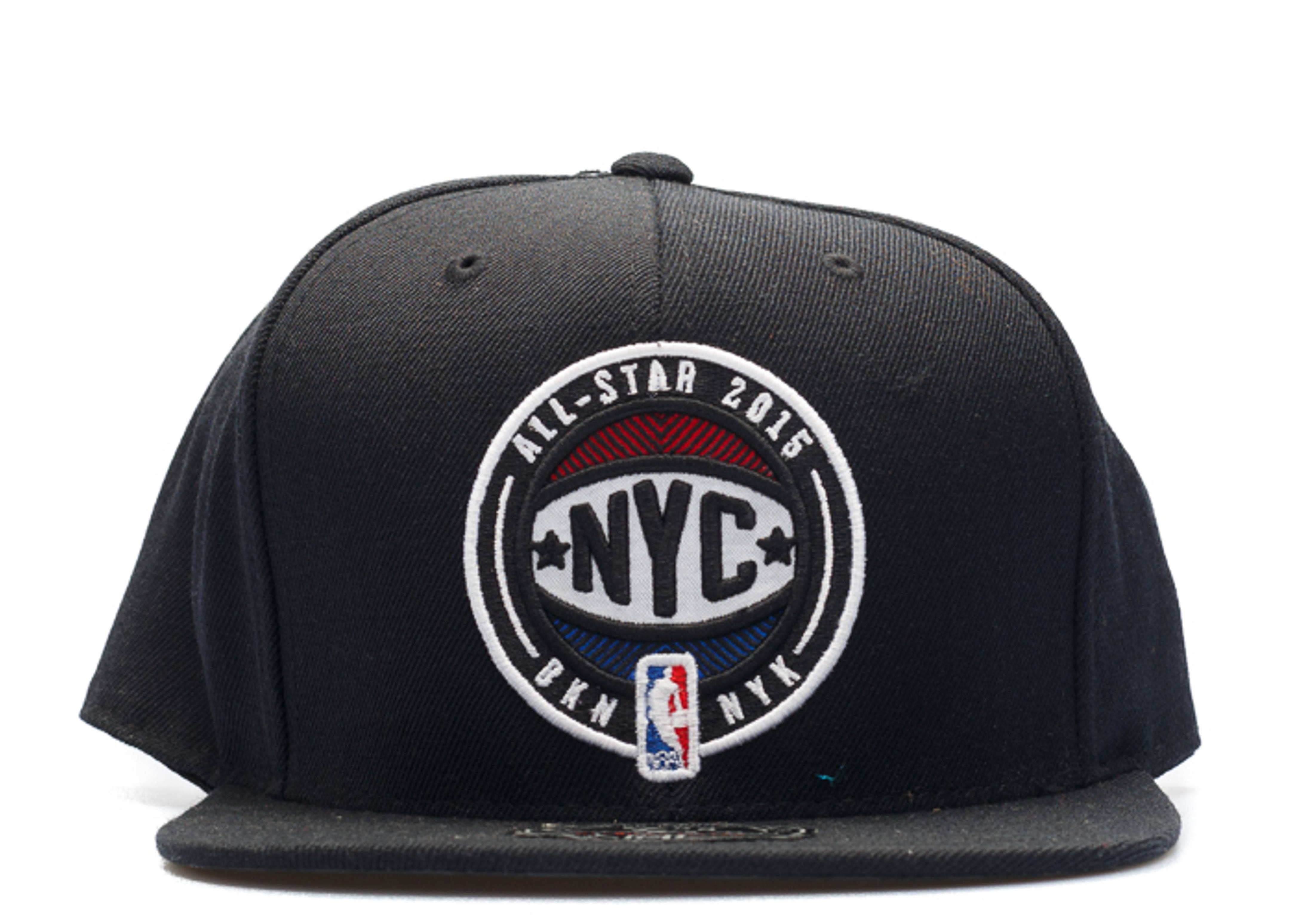 new york all star game 2015 fitted