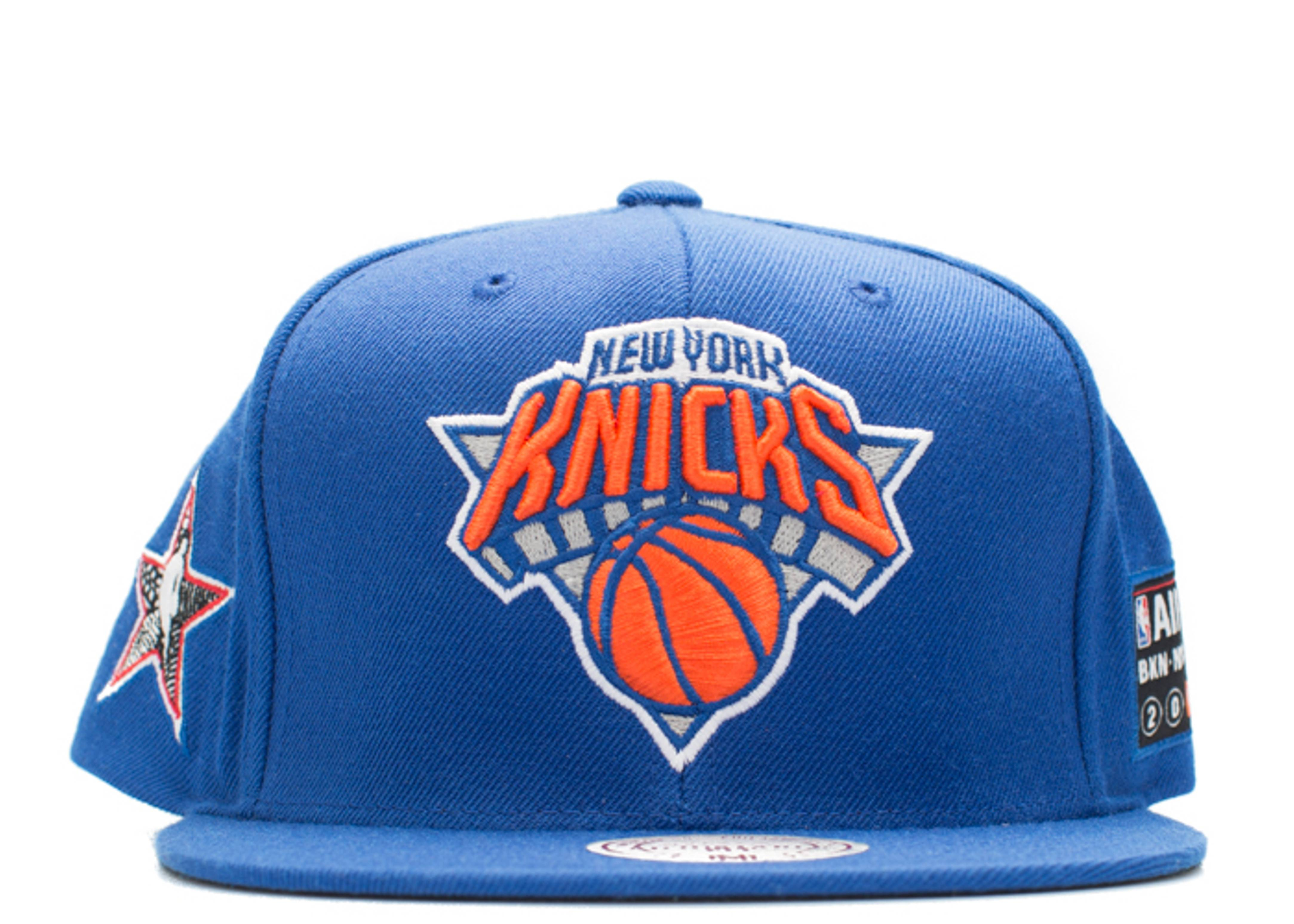"new york knicks snap-back ""all-star game 2015"""