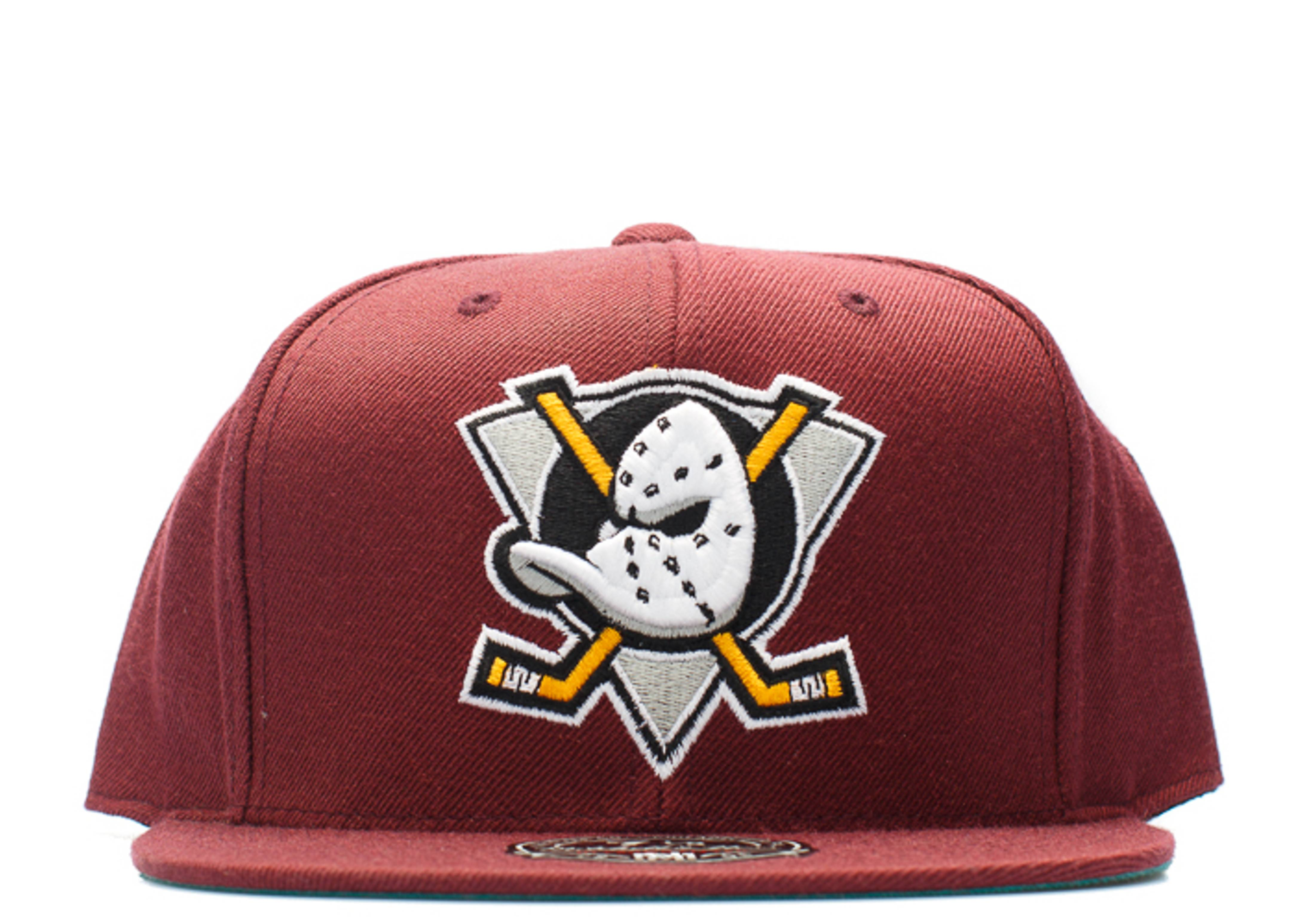 anaheim mighty ducks fitted