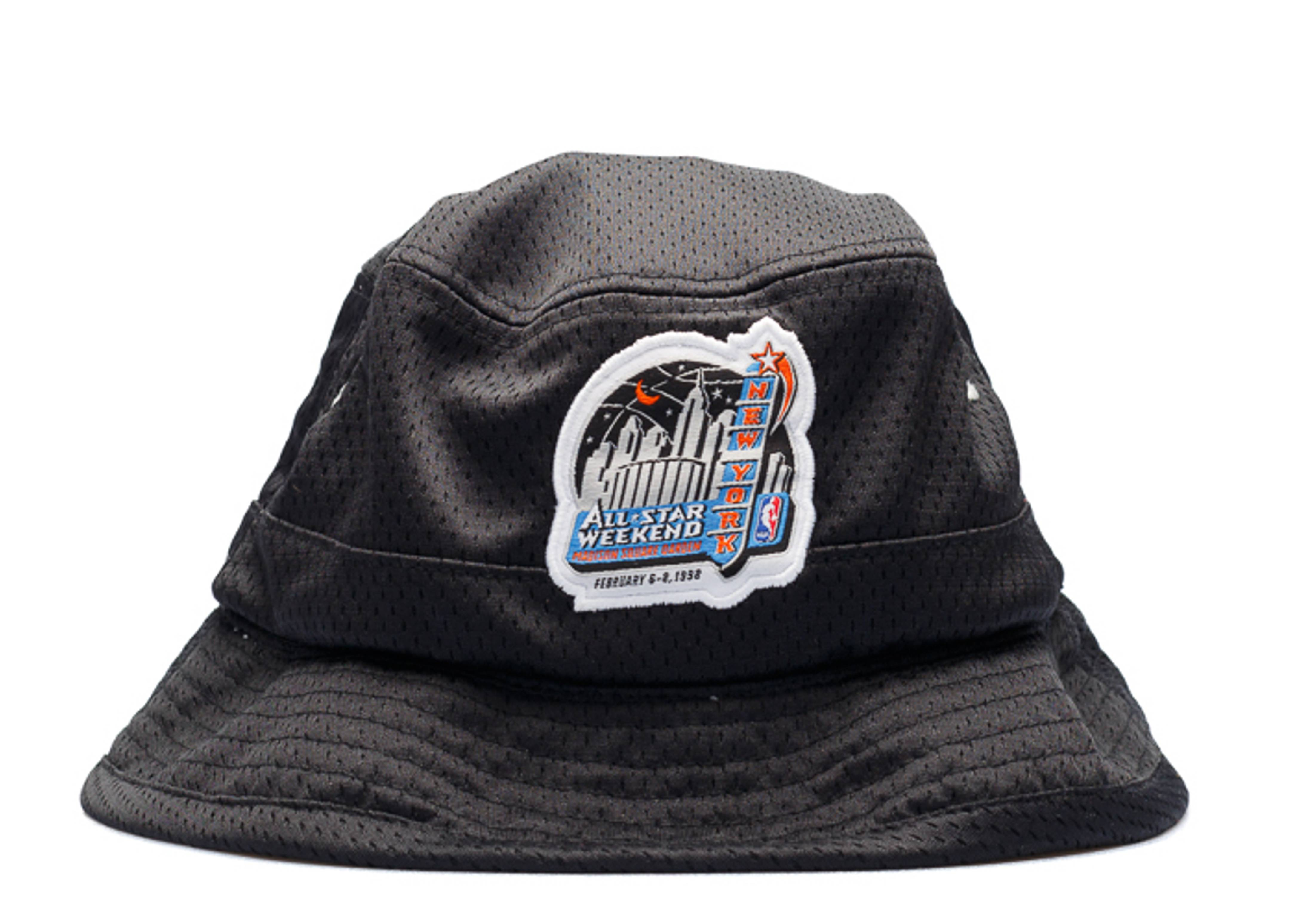 1998 all-star game reverisble mesh bucket hat