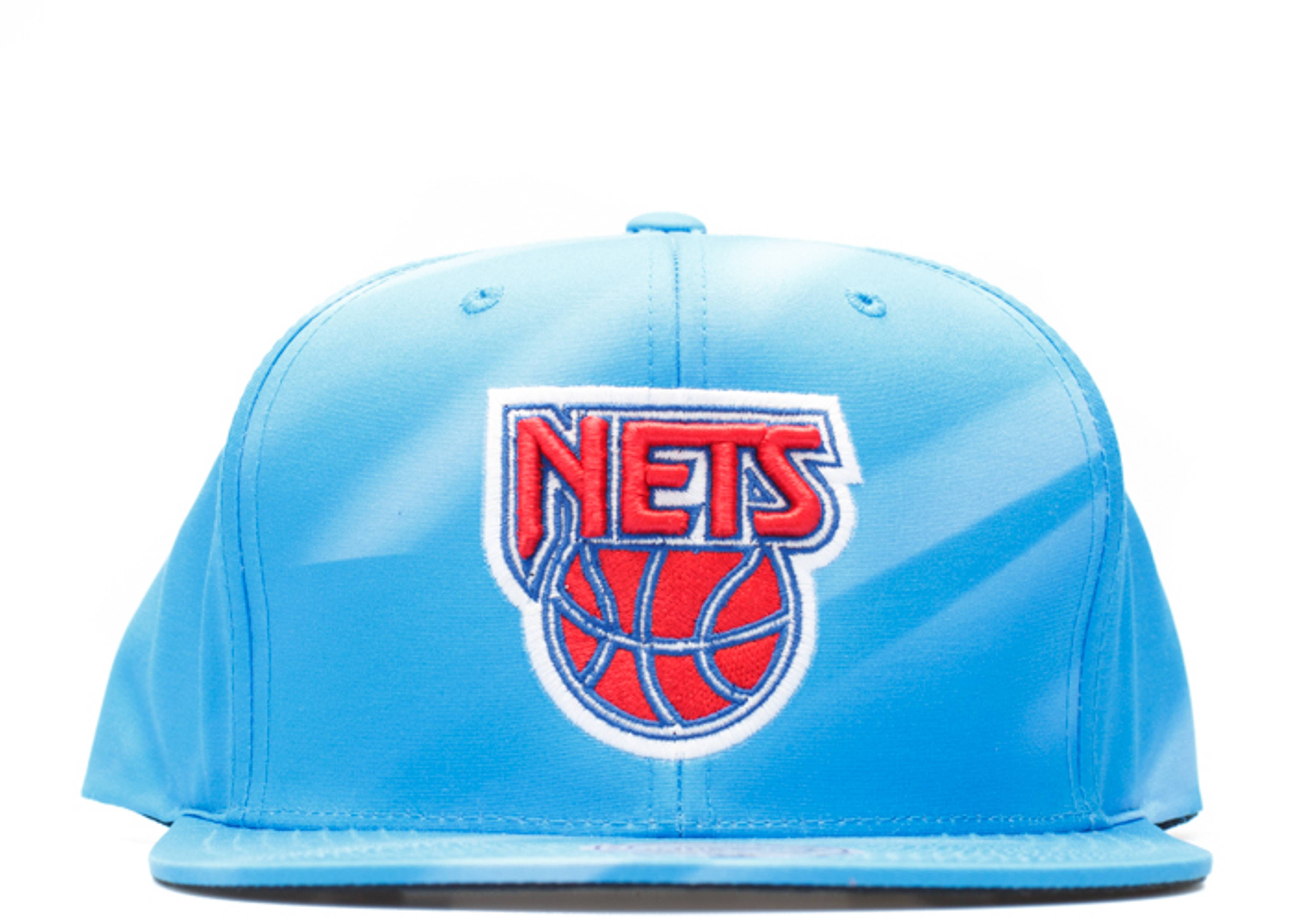"""new jersey nets snap-back """"1998 all-star game collection"""""""