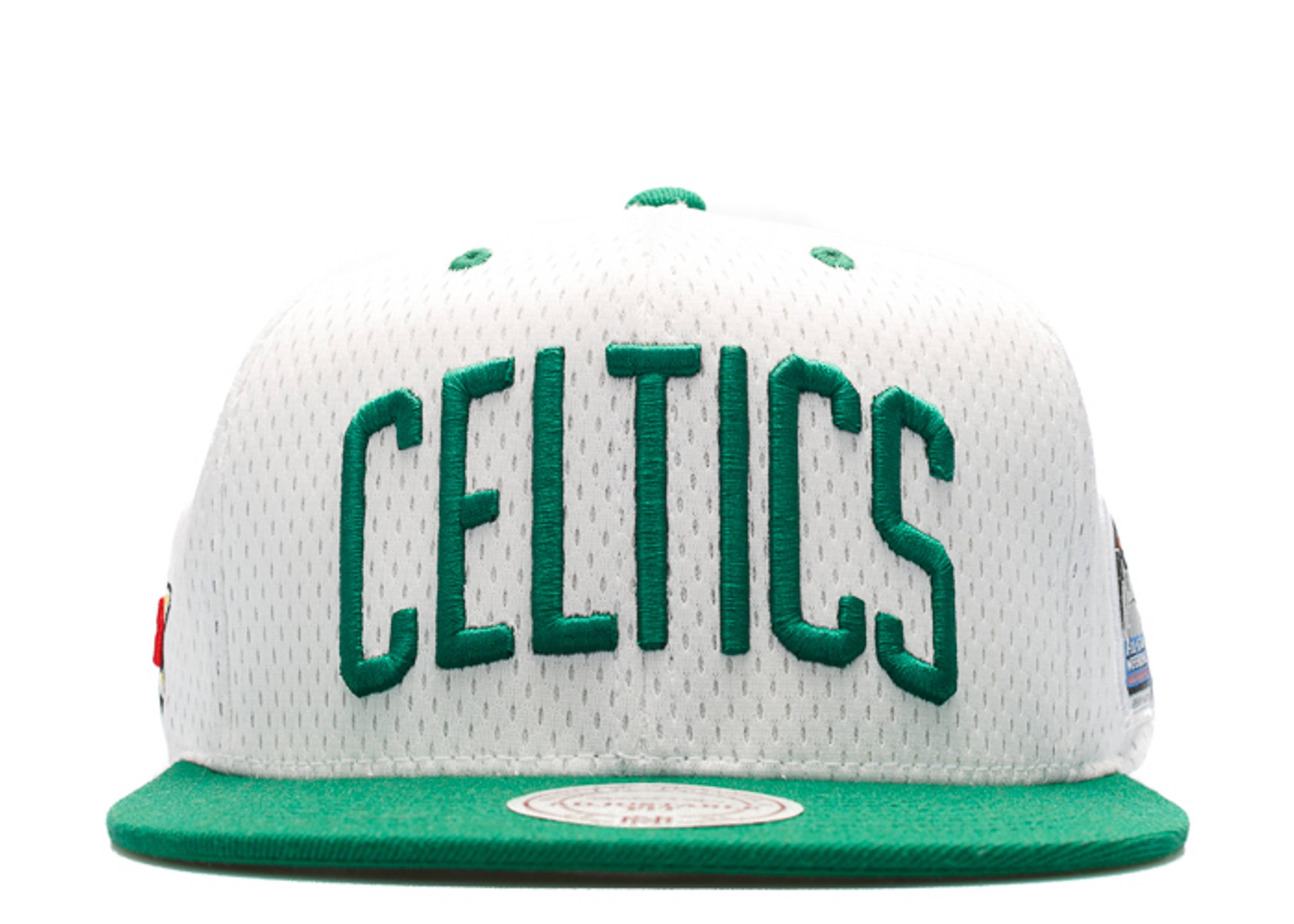 "boston celtics snap-back ""98' all-star game"""