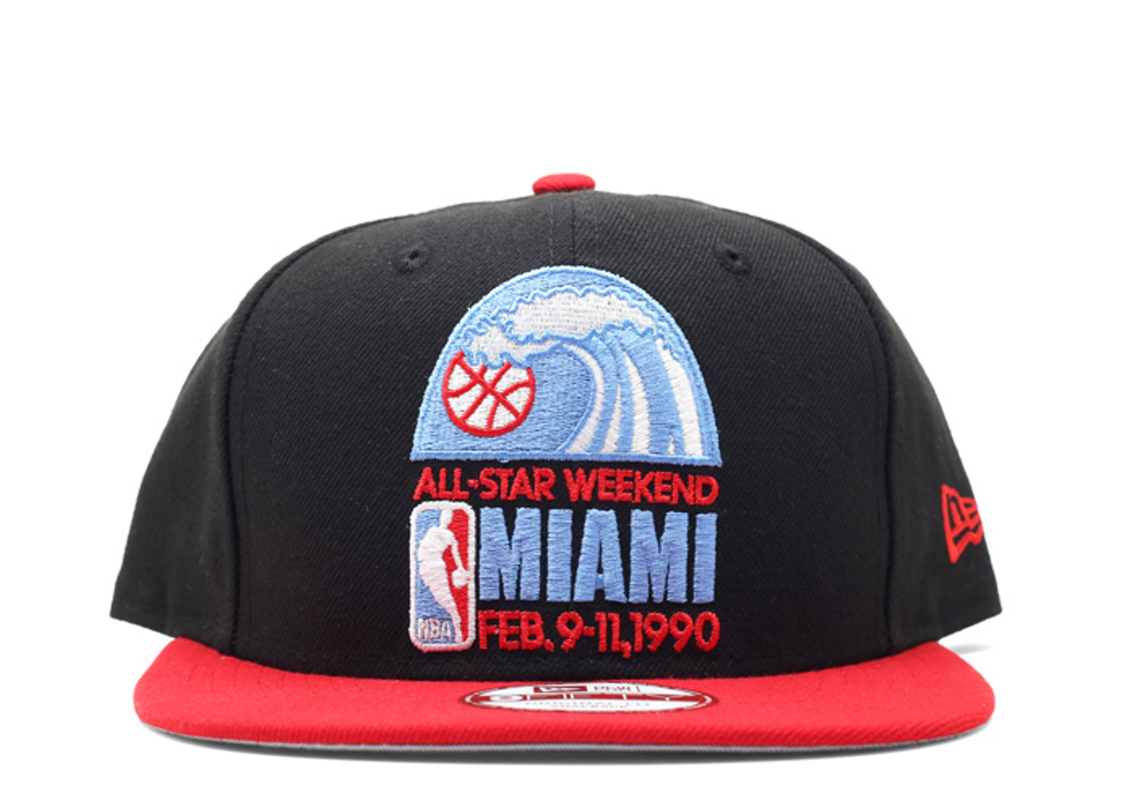 1990 all-star weekend snap-back