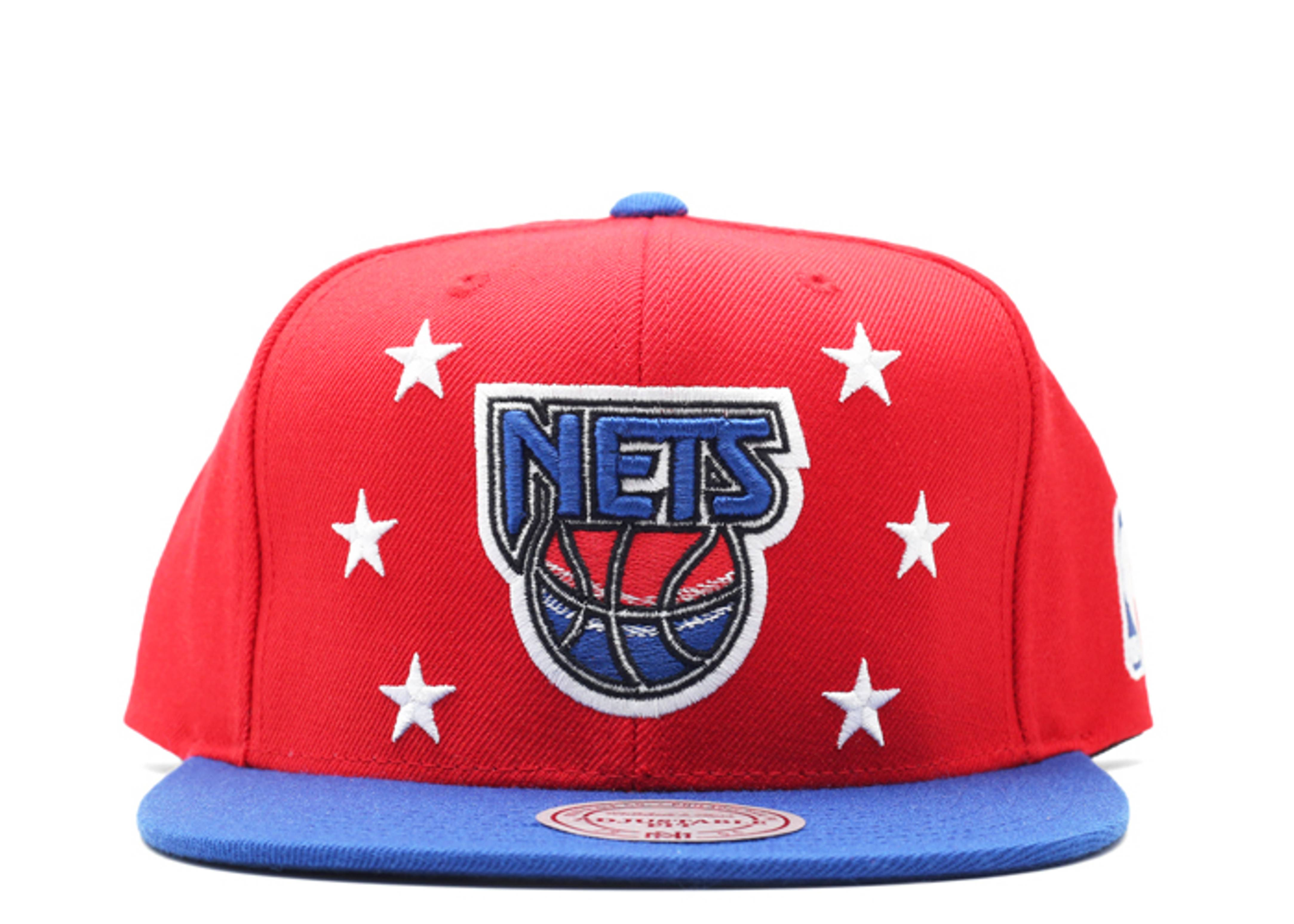 "new jersey nets snap-back ""1988 all-star game"""