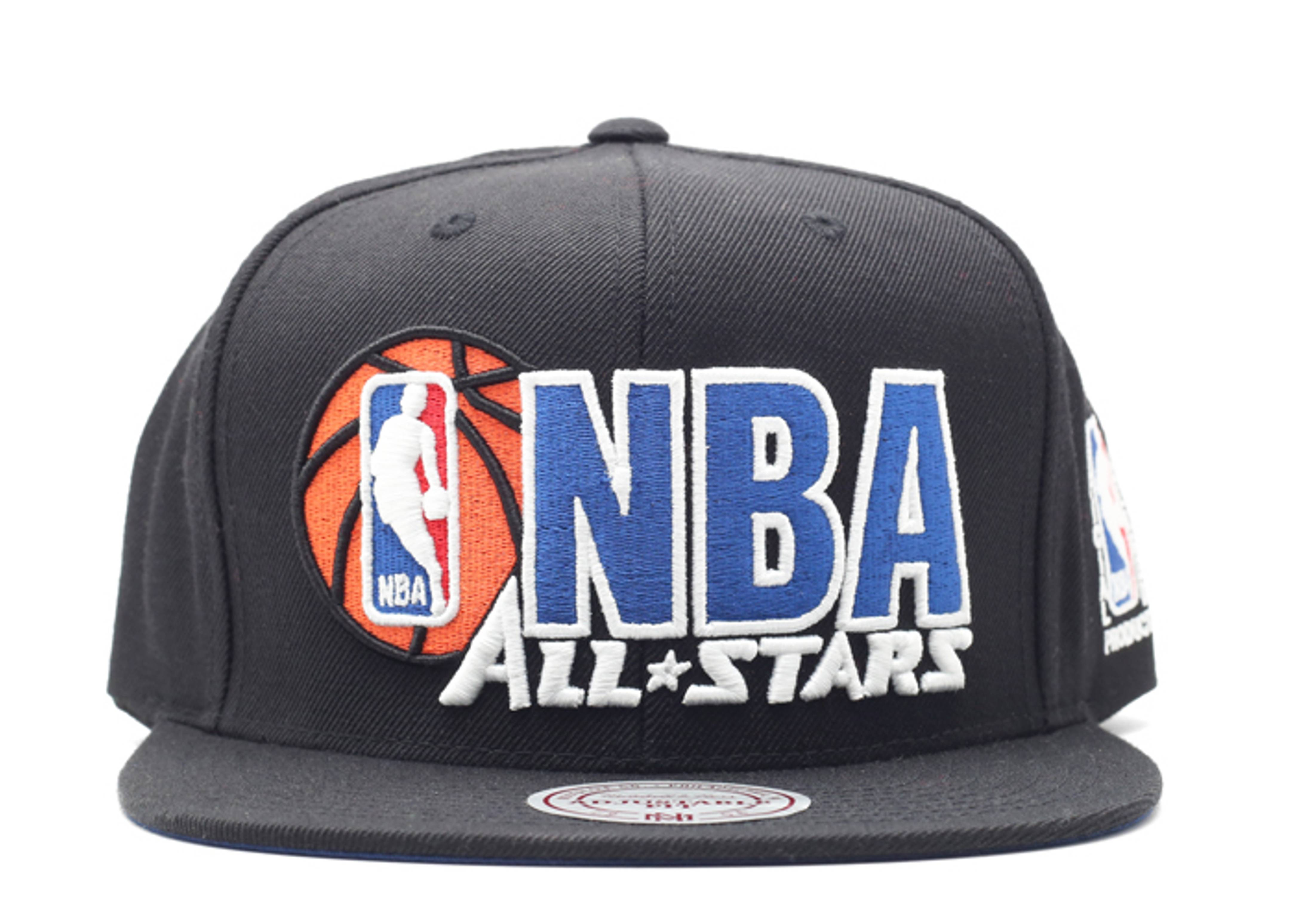 "nba all-stars snap-back ""1998 all-star game"""