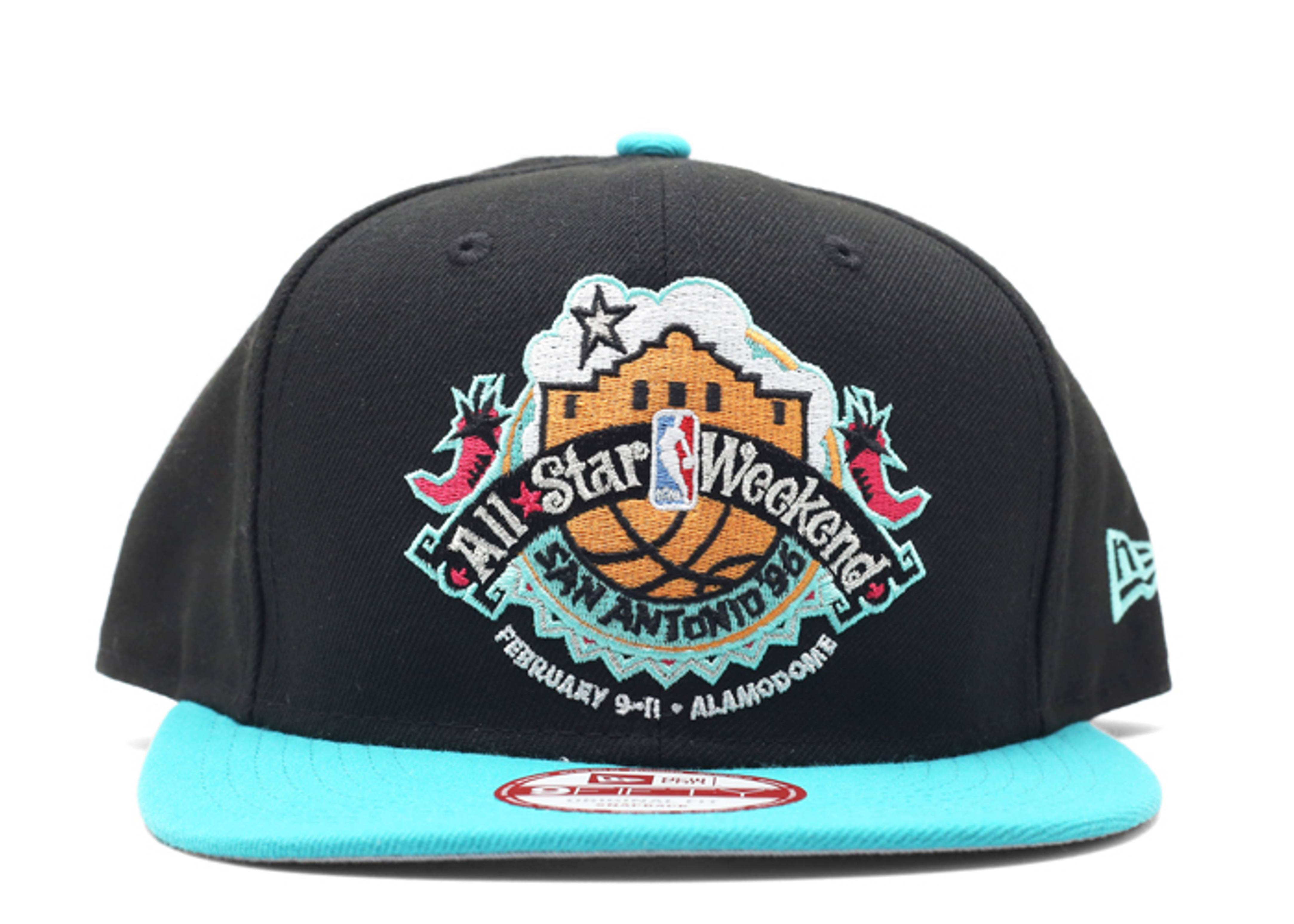 1996 all star weekend snap-back