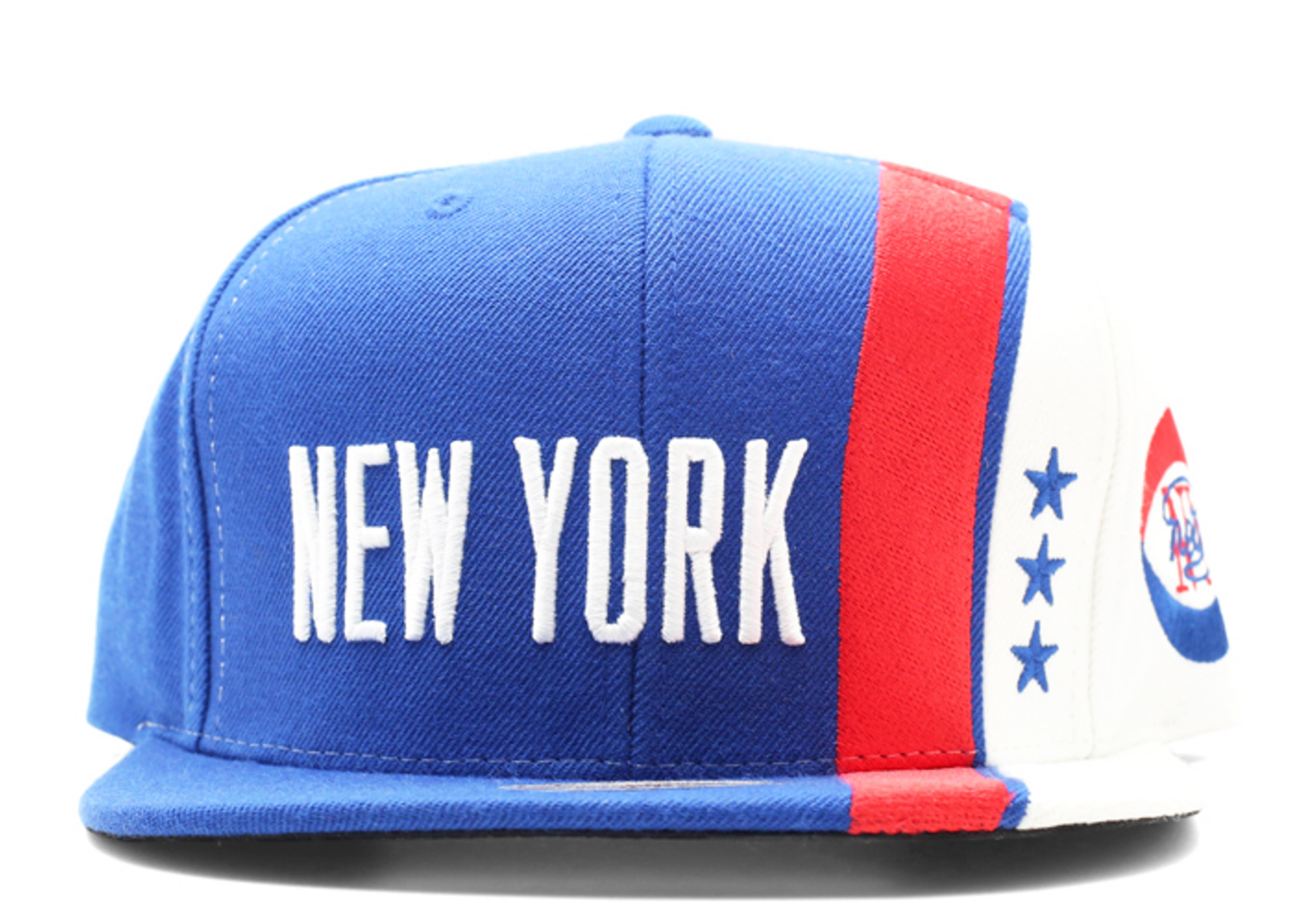new york nets snap-back