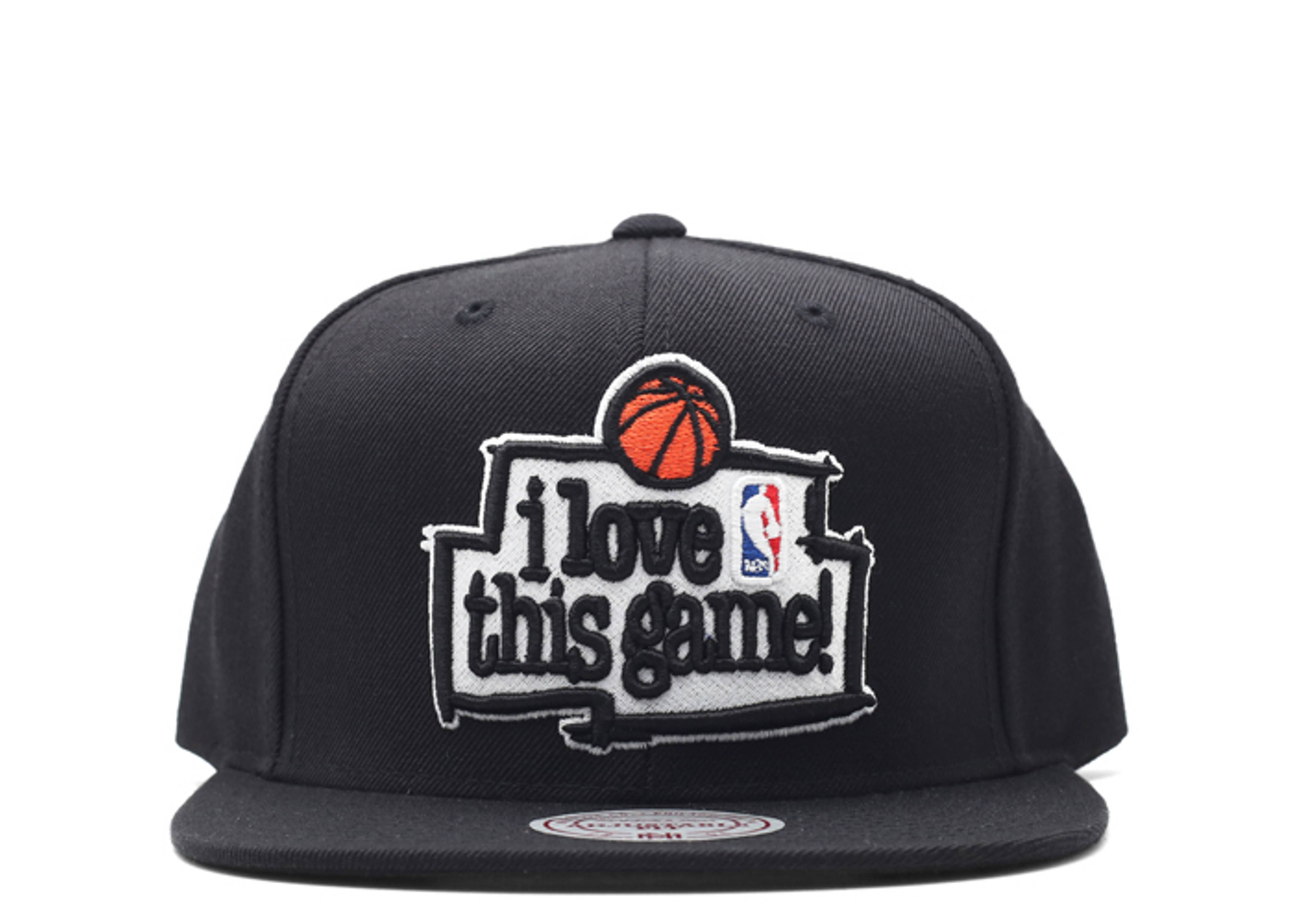 "i love this game snap-back ""1998 all-star game"""