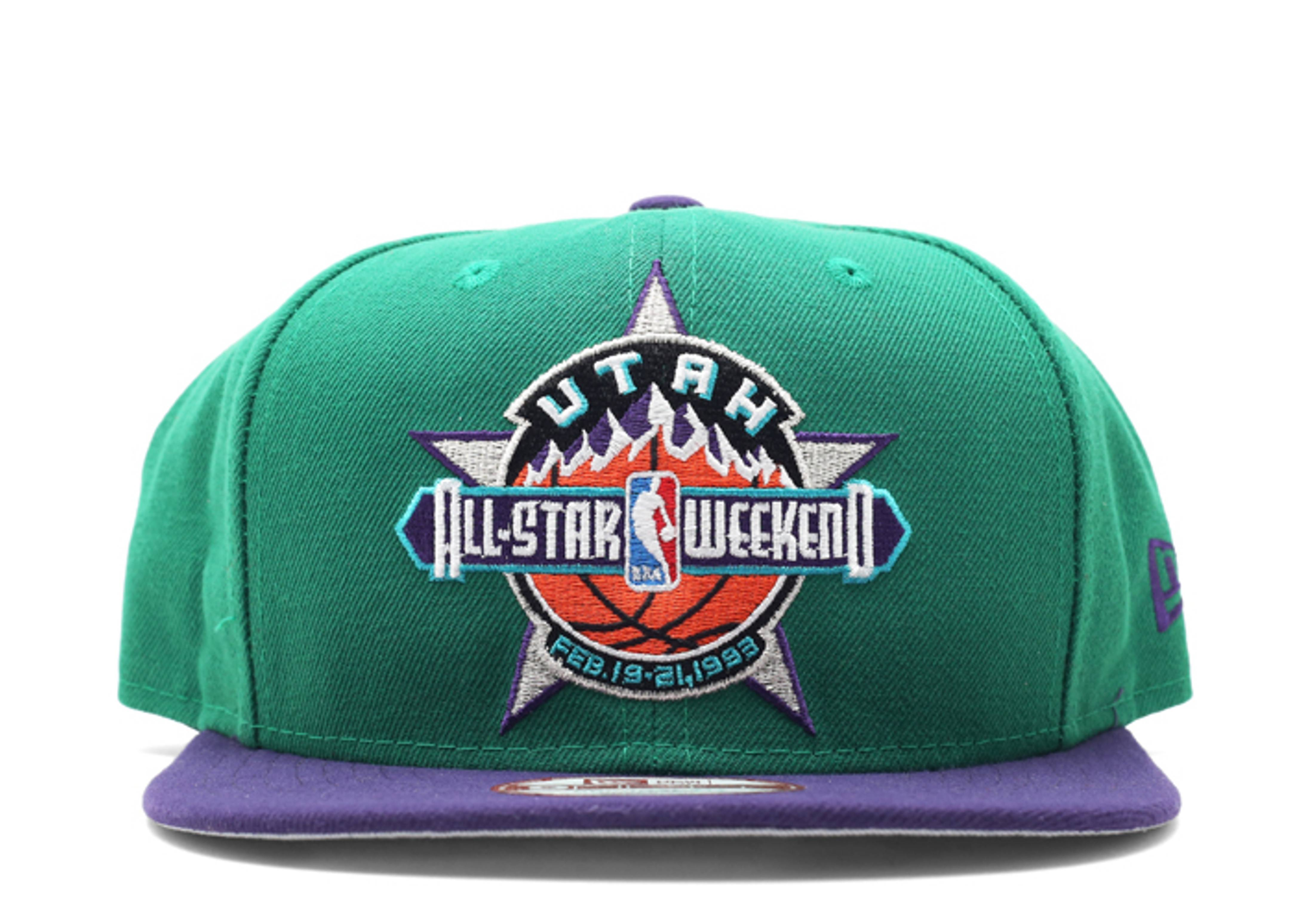 1993 all star weekend snap-back