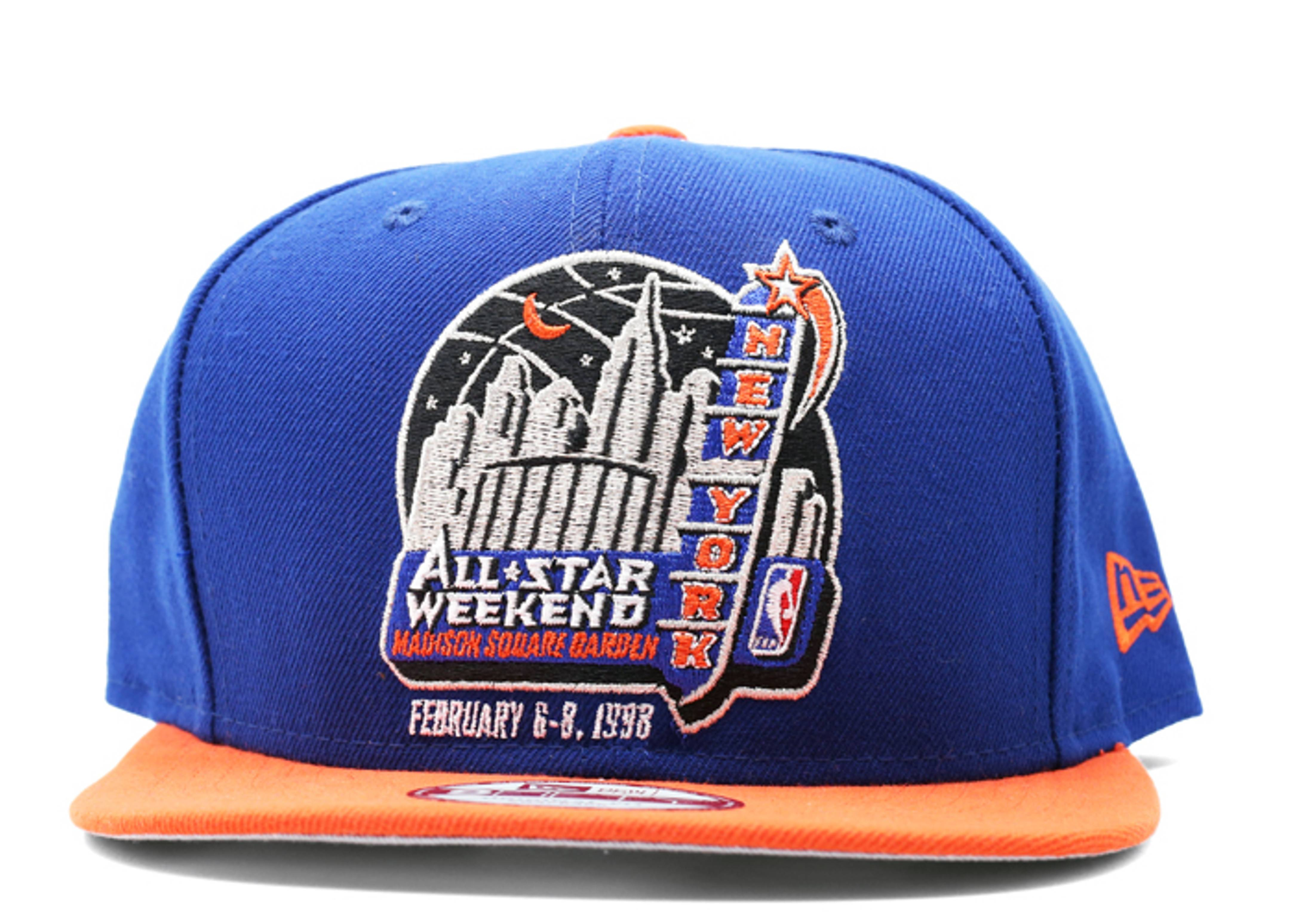 1998 all star weekend snap-back