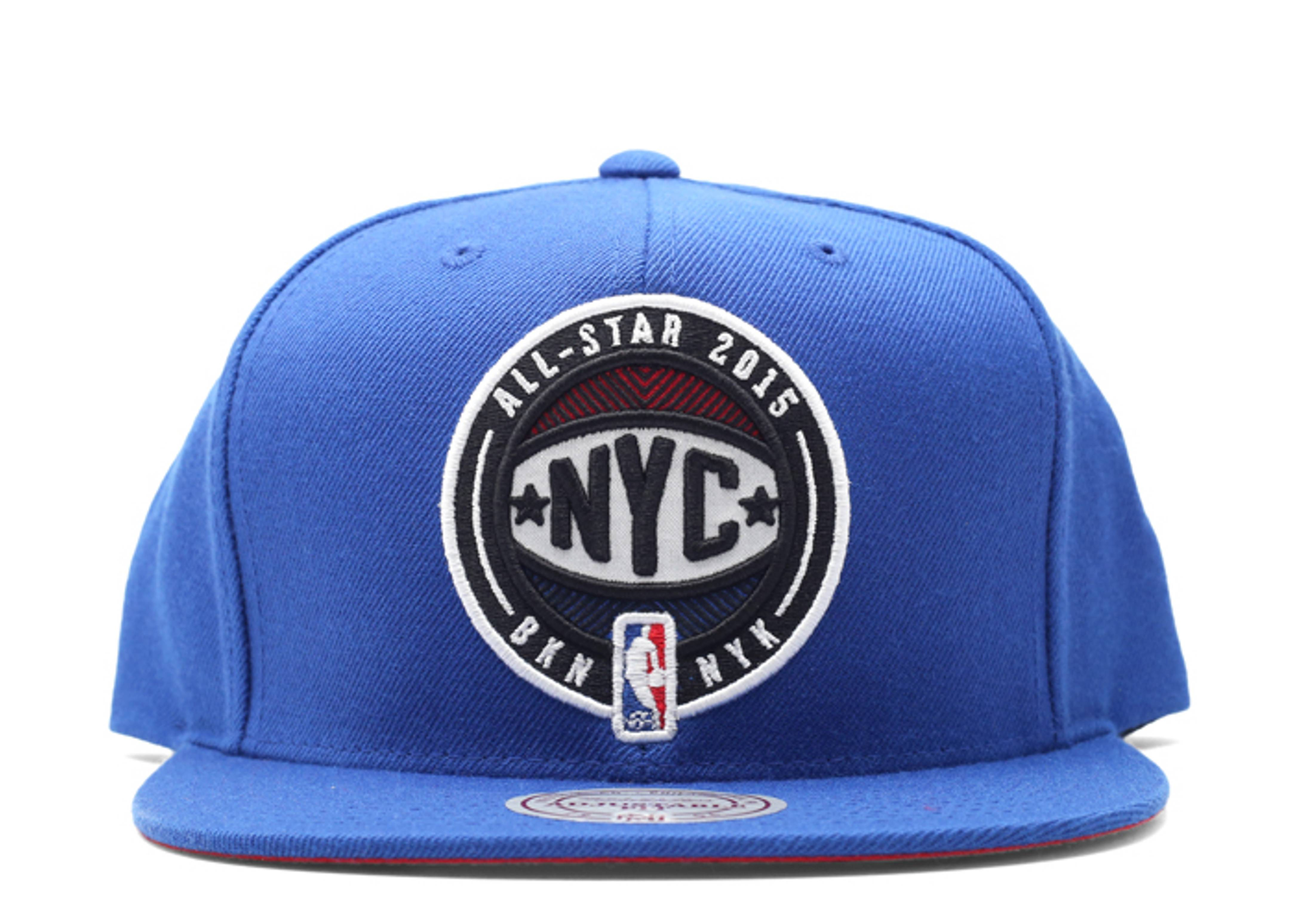 2015 all-star game snap-back