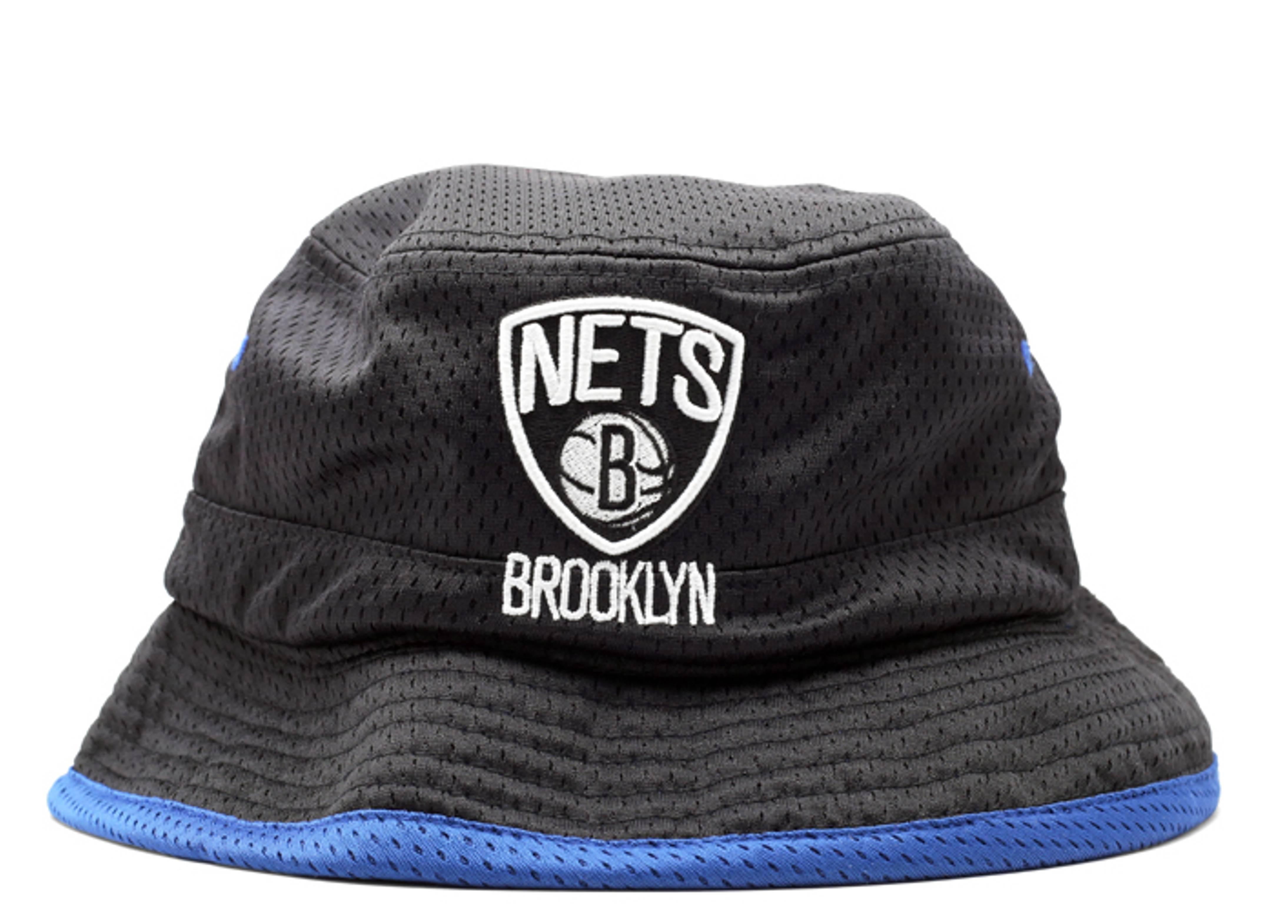 "nets reversible bucket hat ""old love/new love"""
